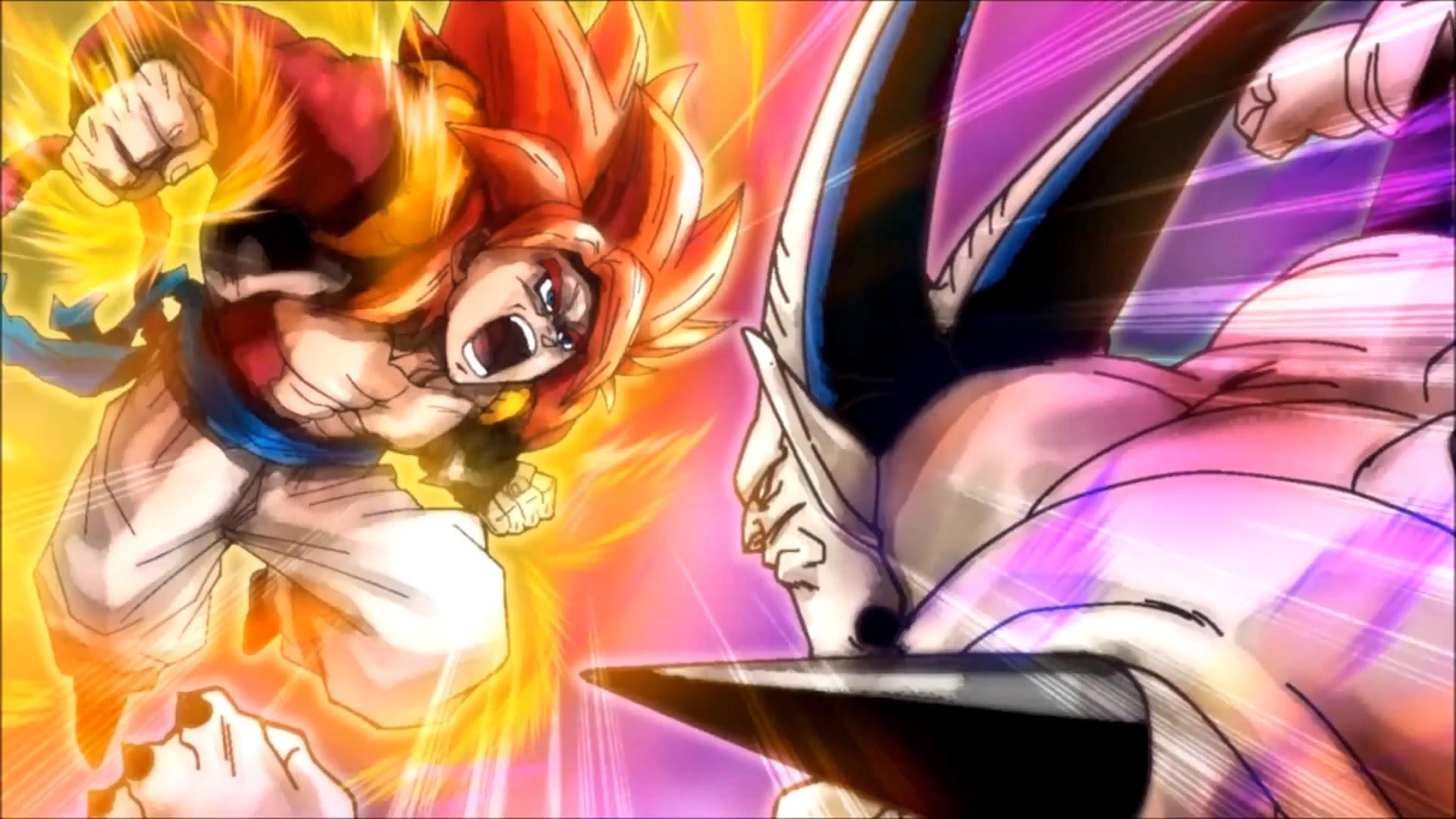 SS4 Gogeta, Omega Shenron vs Beerus, SSG Goku – Battles – Comic Vine