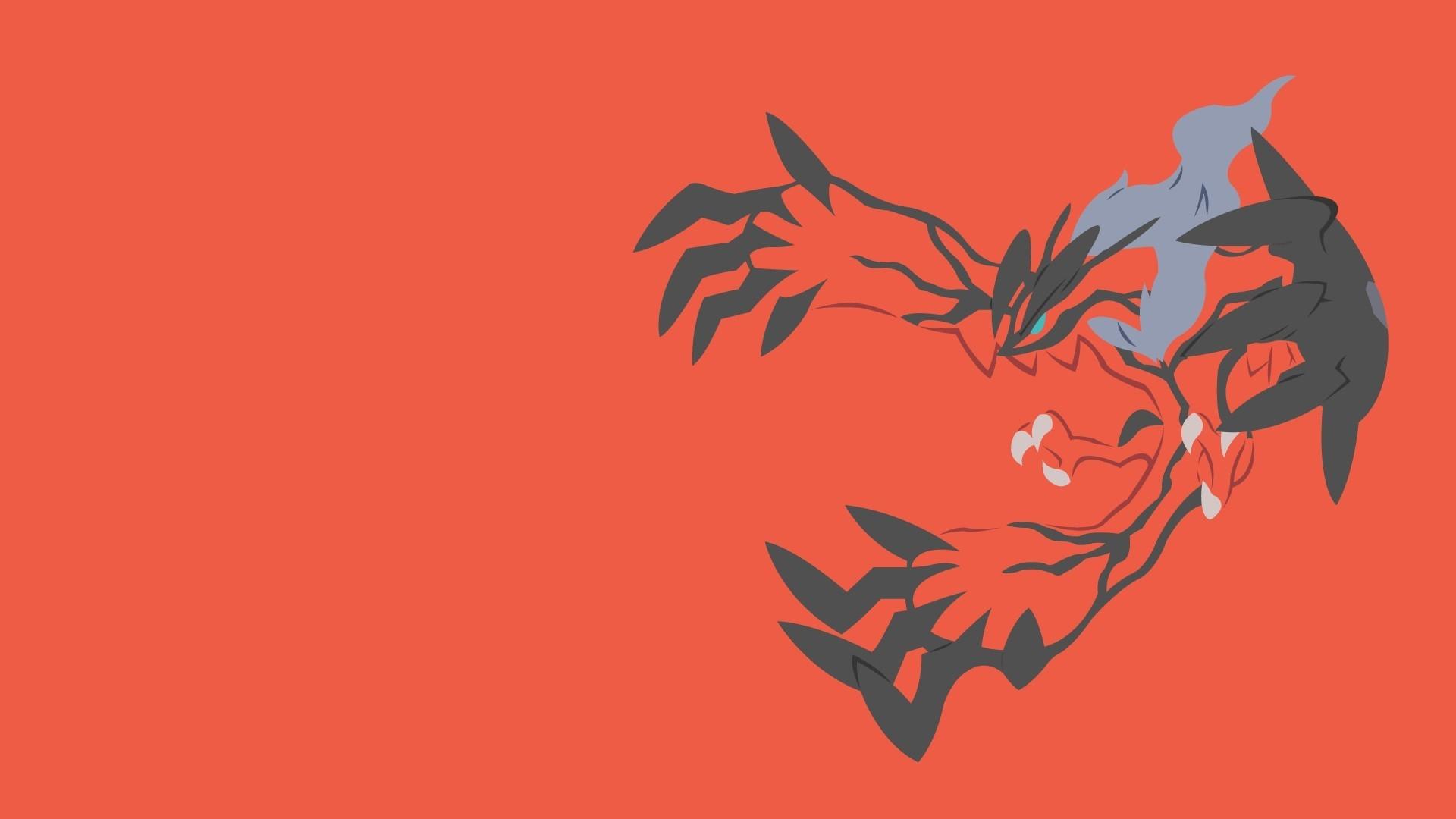 Red Pokemon Yveltal Wallpaper