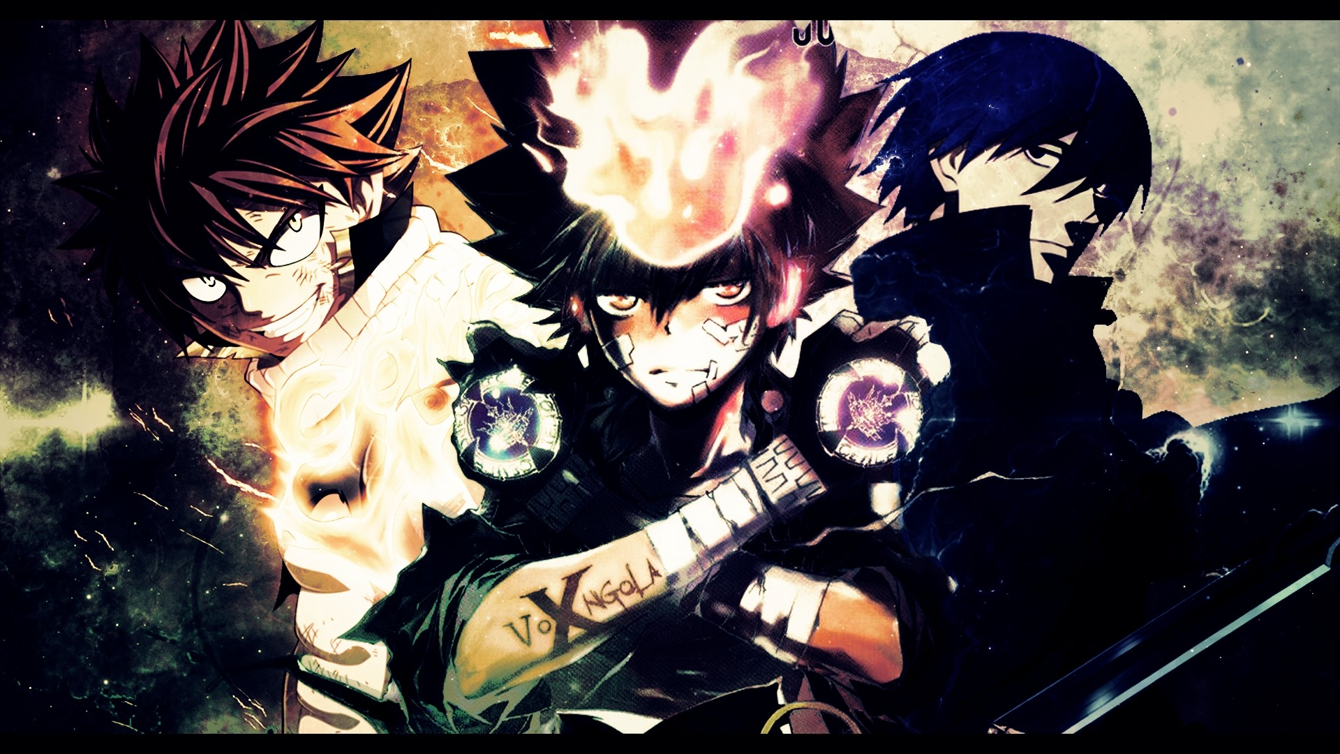 Anime Vampire Girl Wallpaper