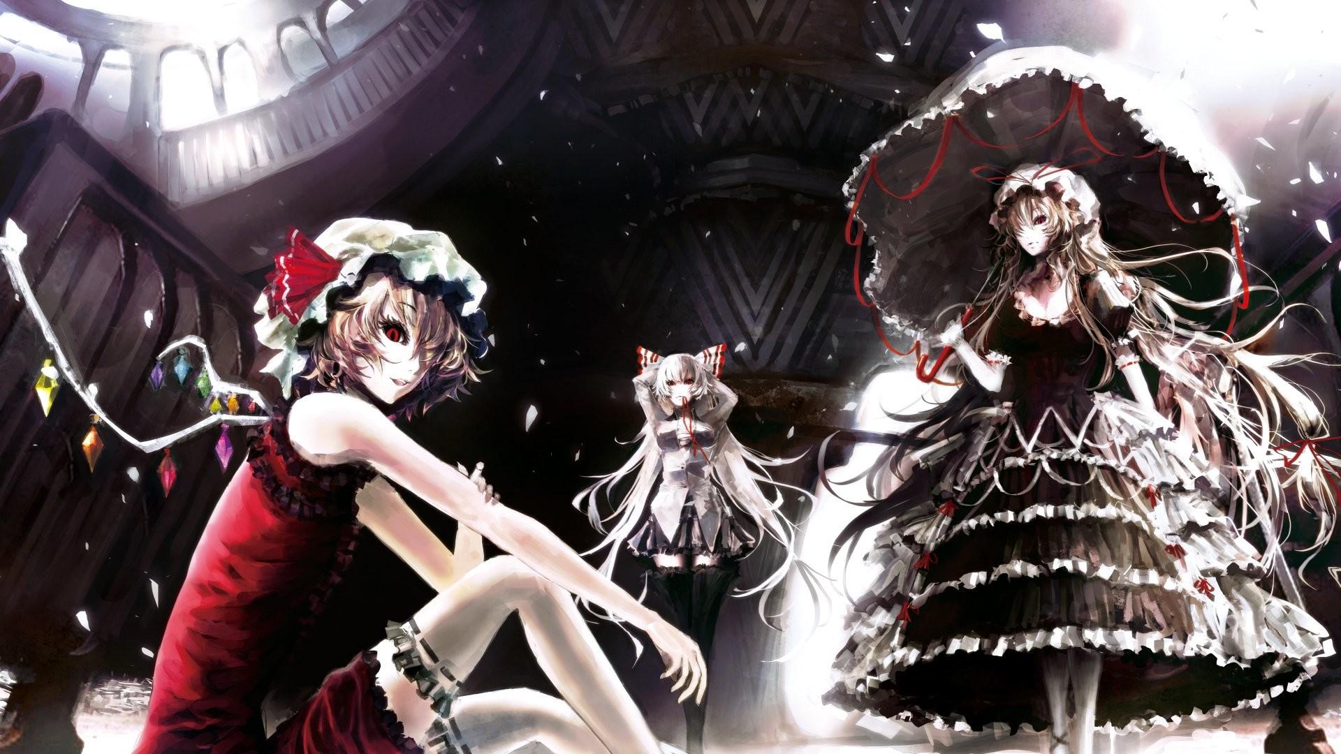 HD Wallpaper | Background ID:678579. Anime Touhou