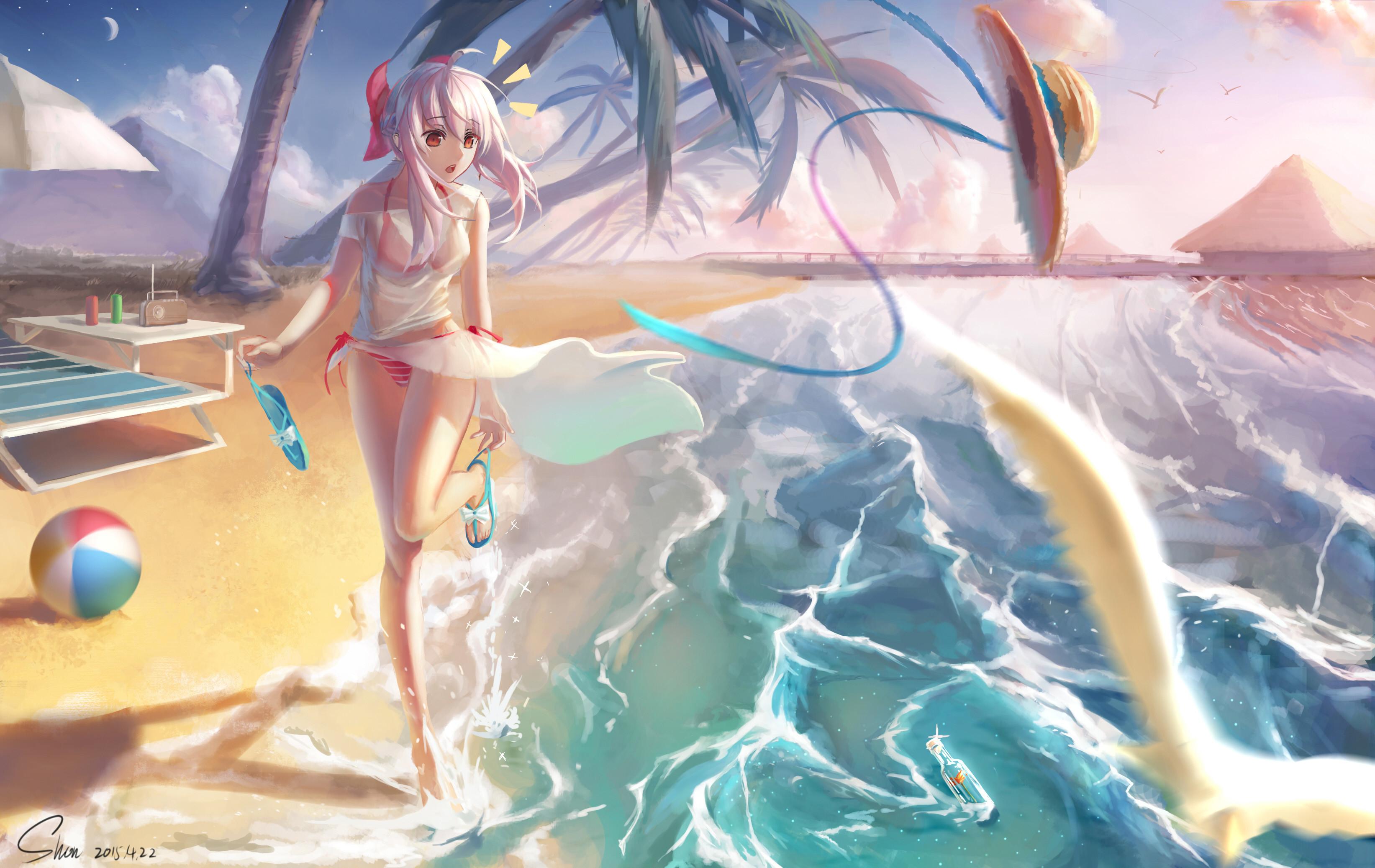 HD Wallpaper | Background ID:595274. Anime Girl