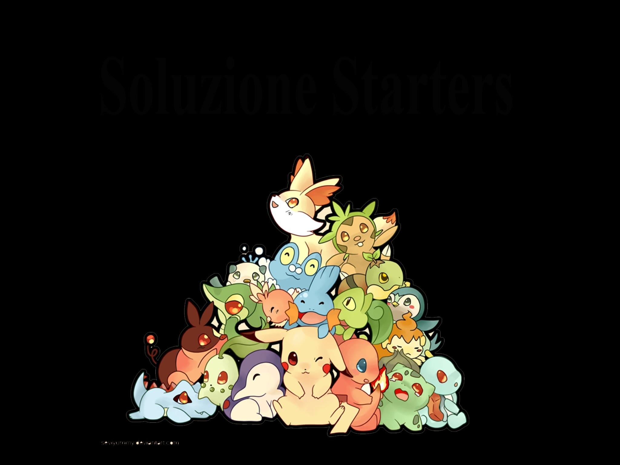 Novità definitive sugli starters: Pokemon Super Mystery Dungeon