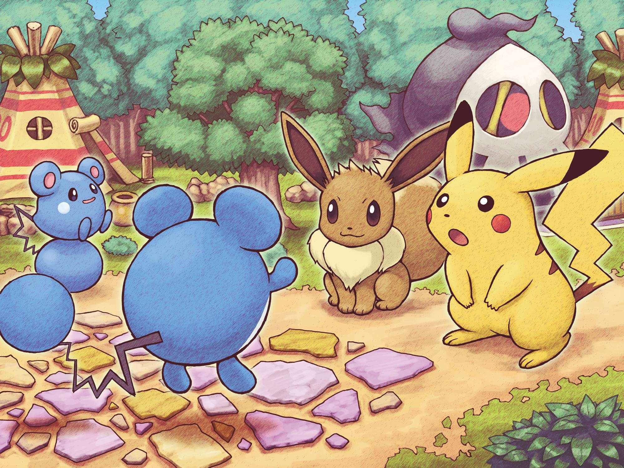 Pokemon Mystery Dungeon Roleplay