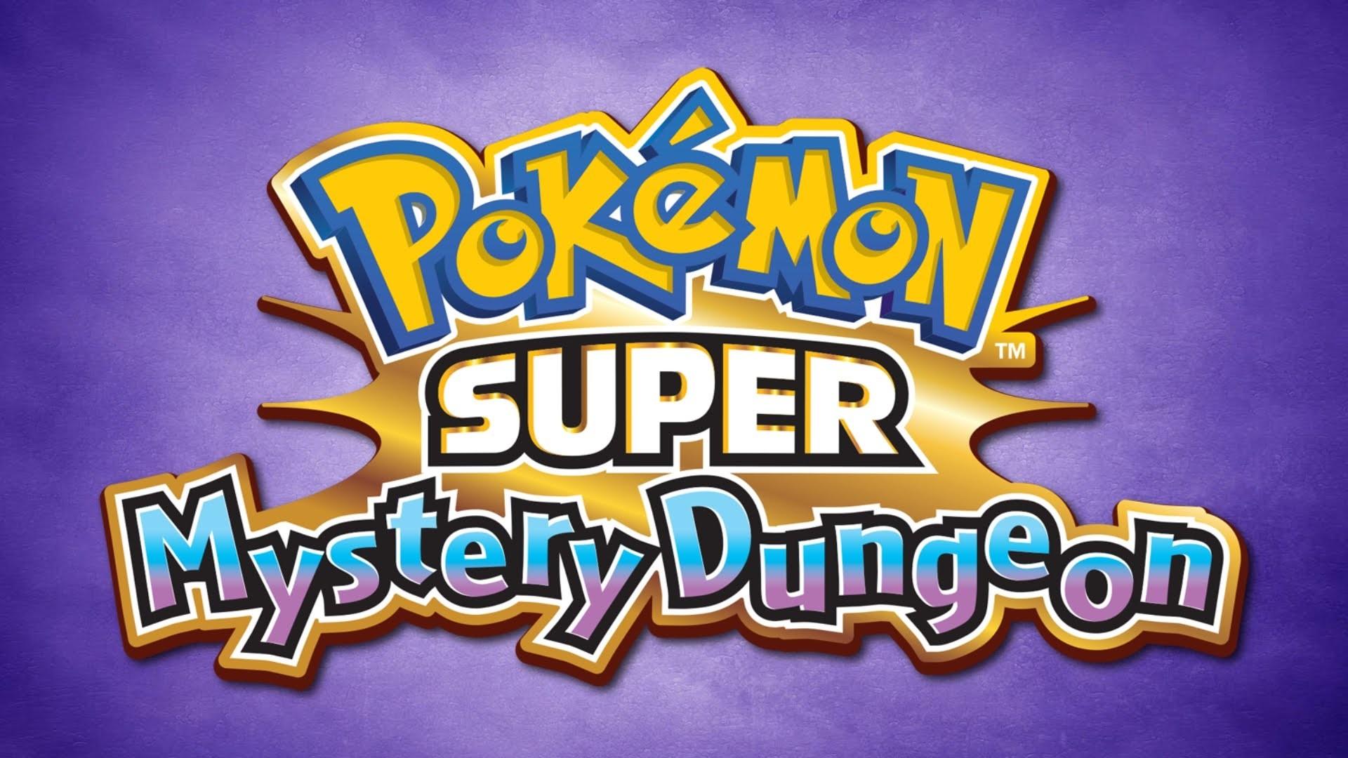 Pokemon Super Mystery Dungeon E3 2015?