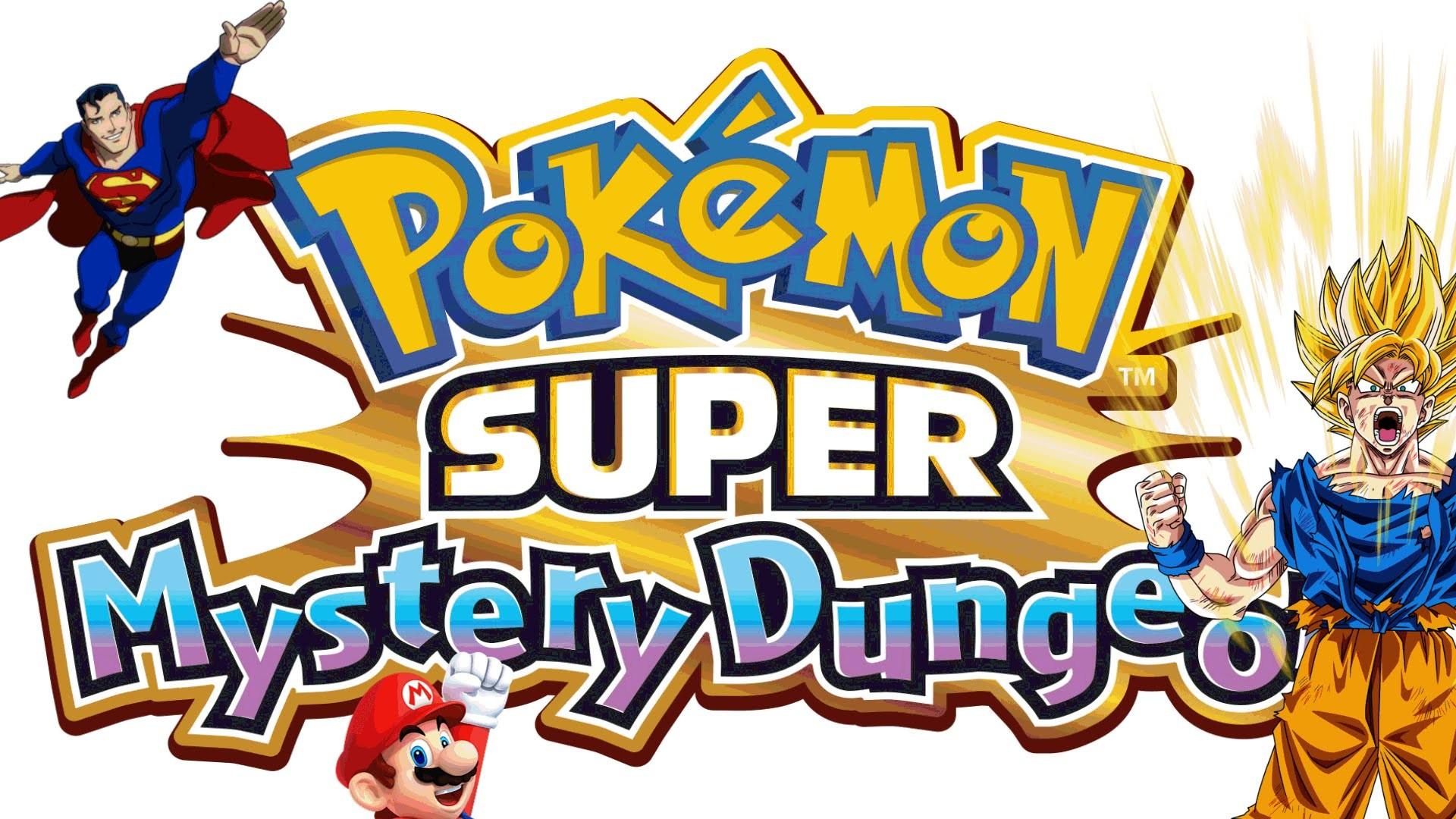 Pokémon SUPER Mystery Dungeon é UN SUPER GIOCO