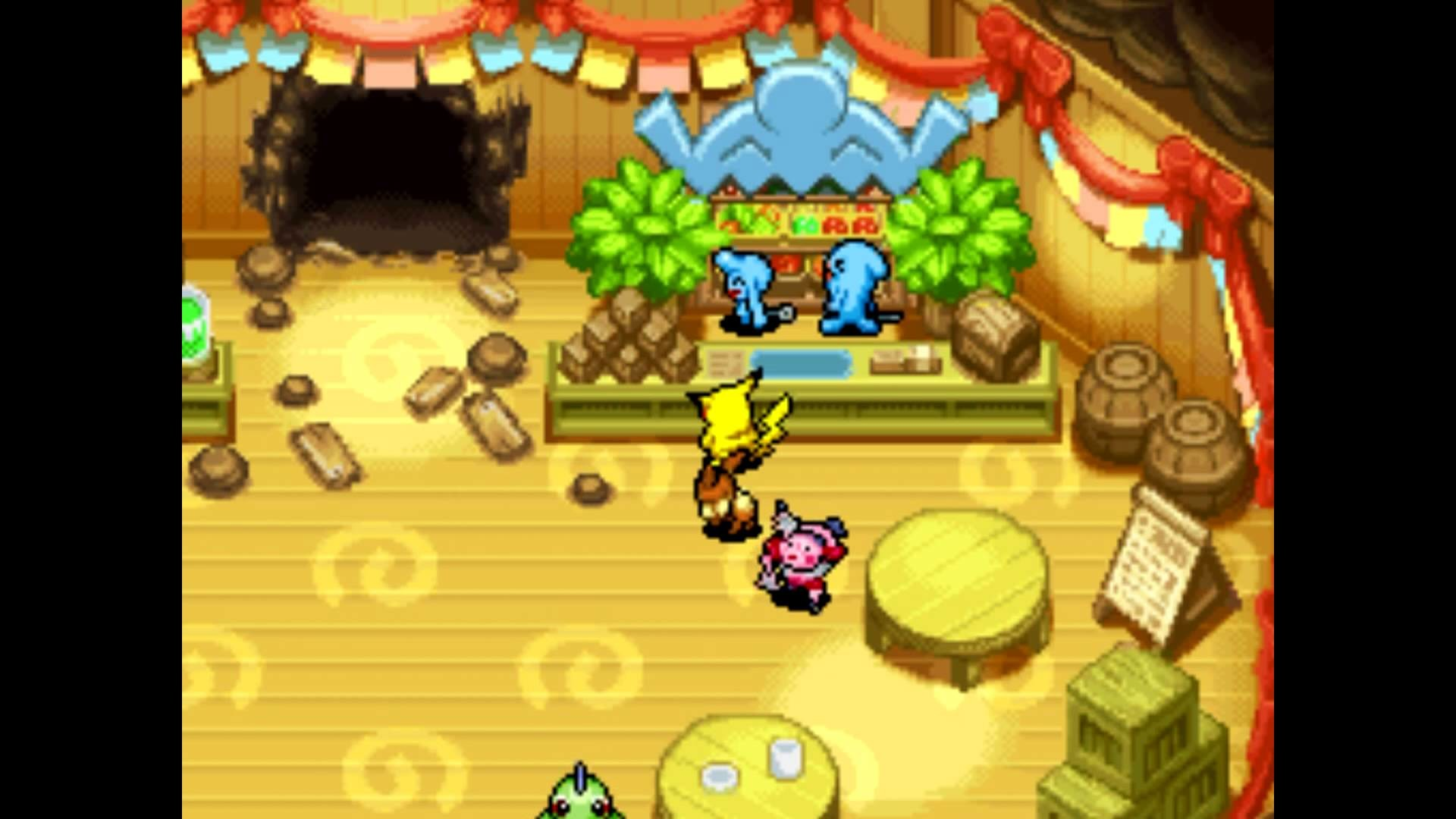 Pok?mon Mystery Dungeon: Explorers of Sky – Recycle Shop Big Win .
