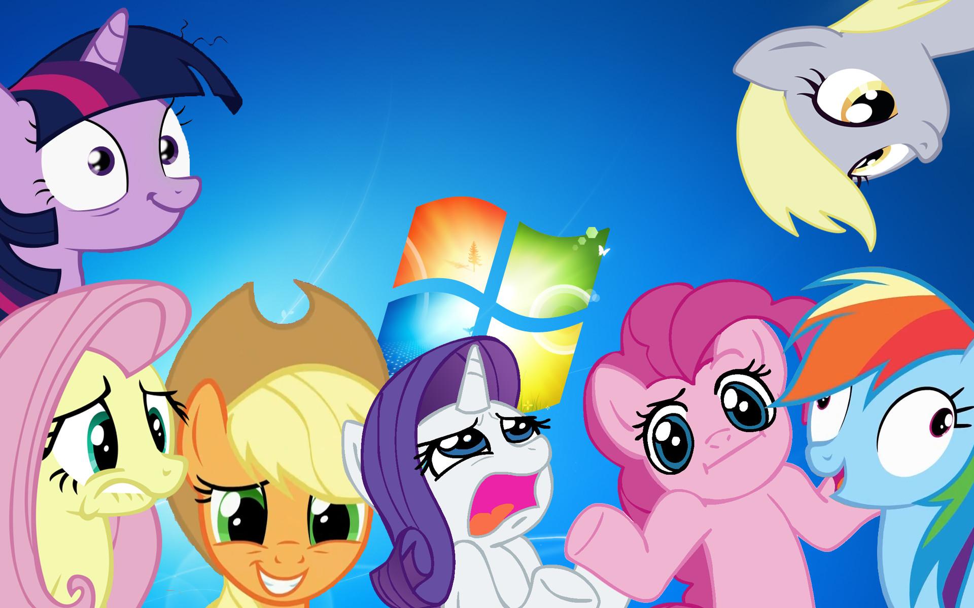 My Little Pony HD Wallpapers for desktop download