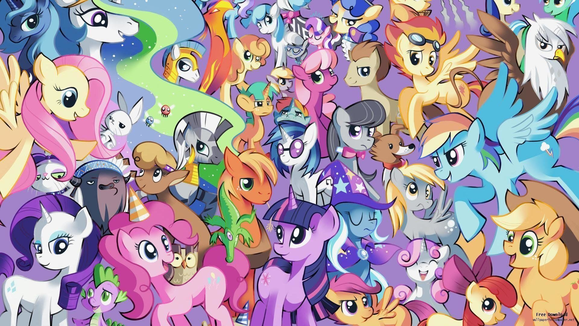 Images For > Mlp Wallpaper Hd