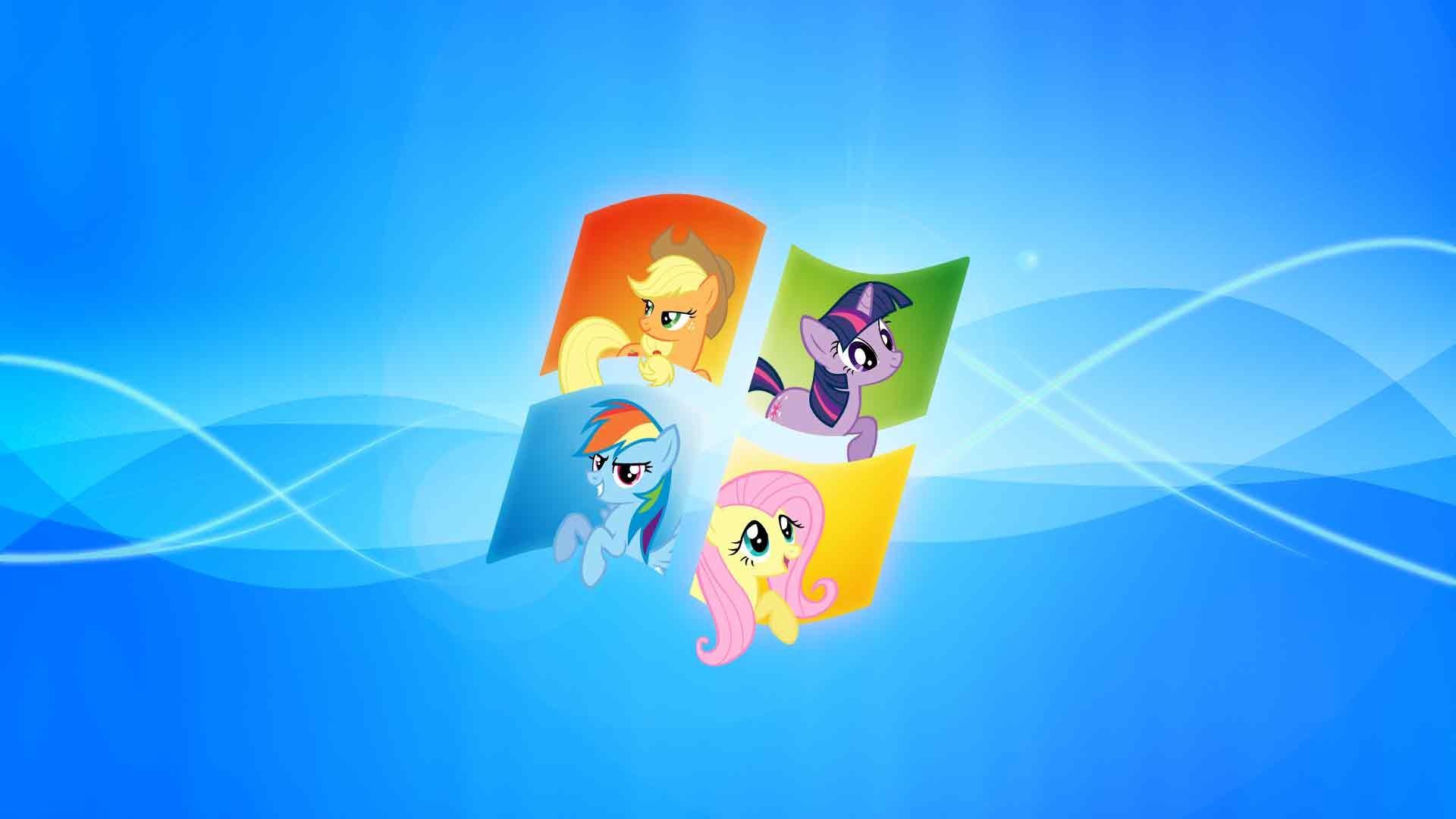 Pin Pin Free Wallpapers Windows My Little Pony Wallpaper Hd Cake .
