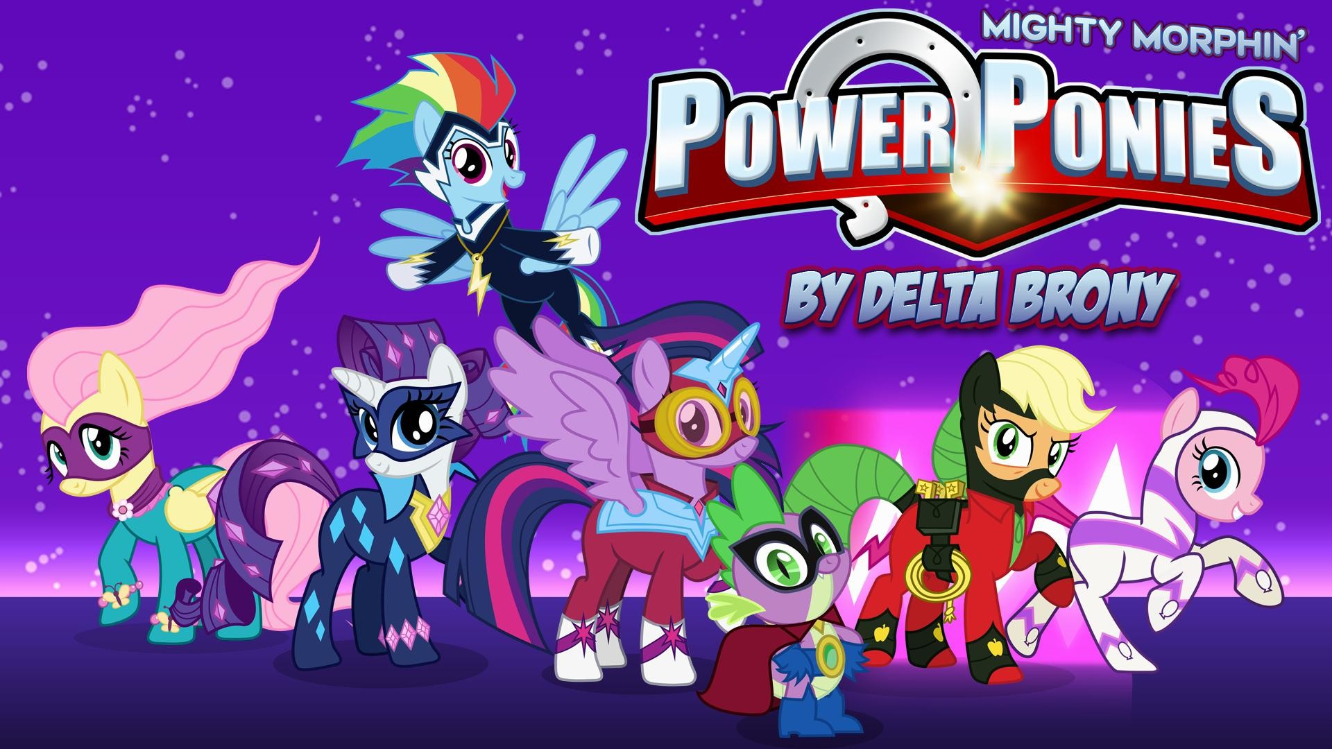 Power-Rangers-My-Little-Pony-Wallpaper