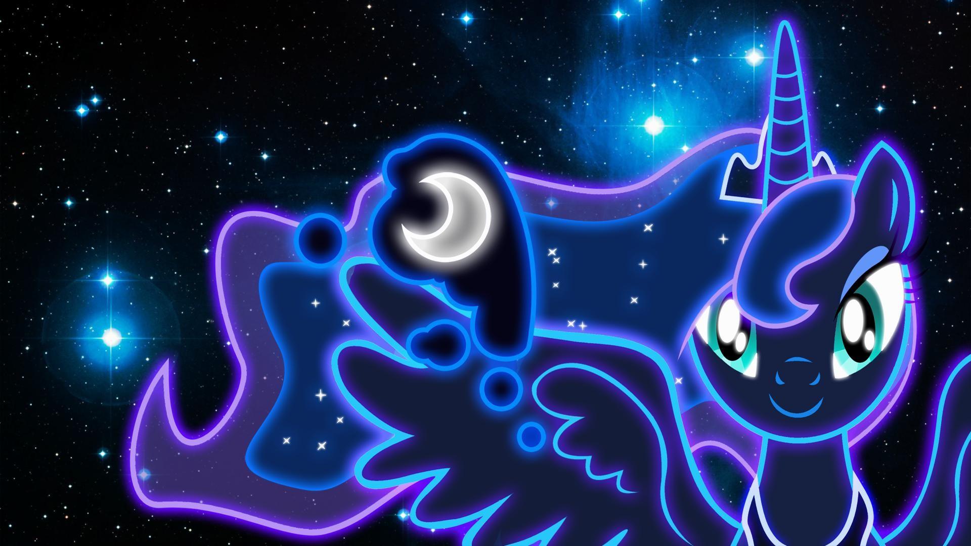 Neon-princess-luna-wallpaper-HD