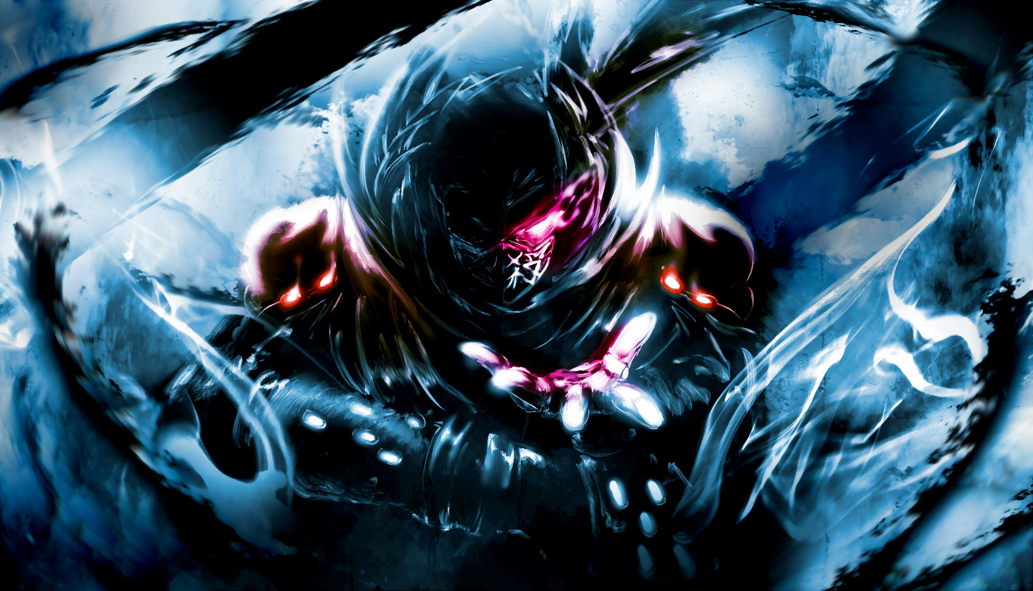 Epic Anime Fighting Wallpapers Mobile
