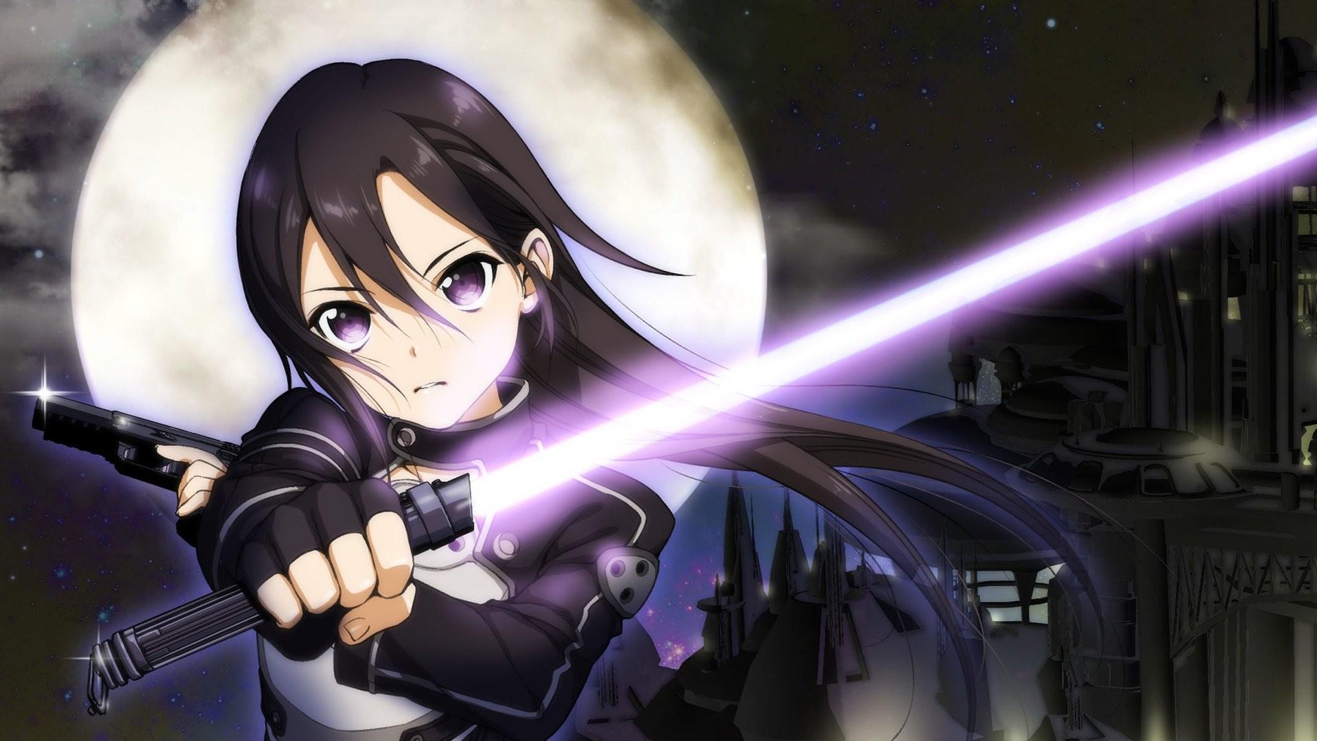 SWORD ART ONLINE II animation fighting sci-fi japanese anime 1saoll fantasy  warrior wallpaper | | 626108 | WallpaperUP