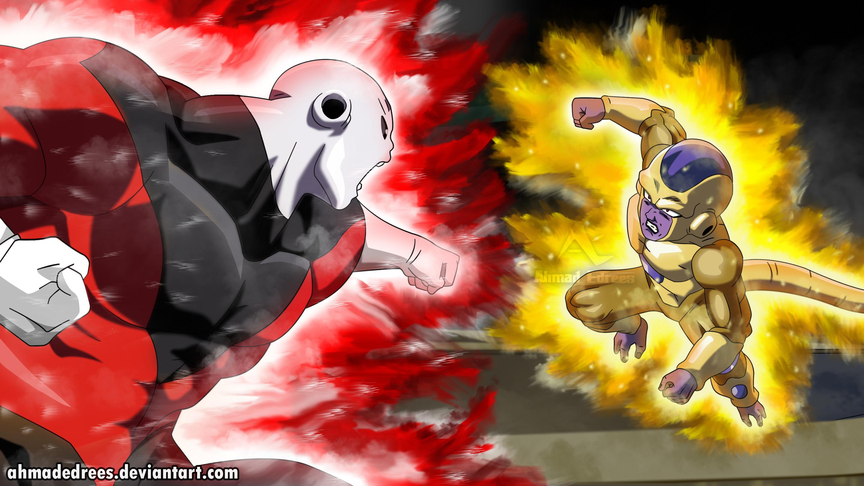 Epic Anime Fighting Wallpaper