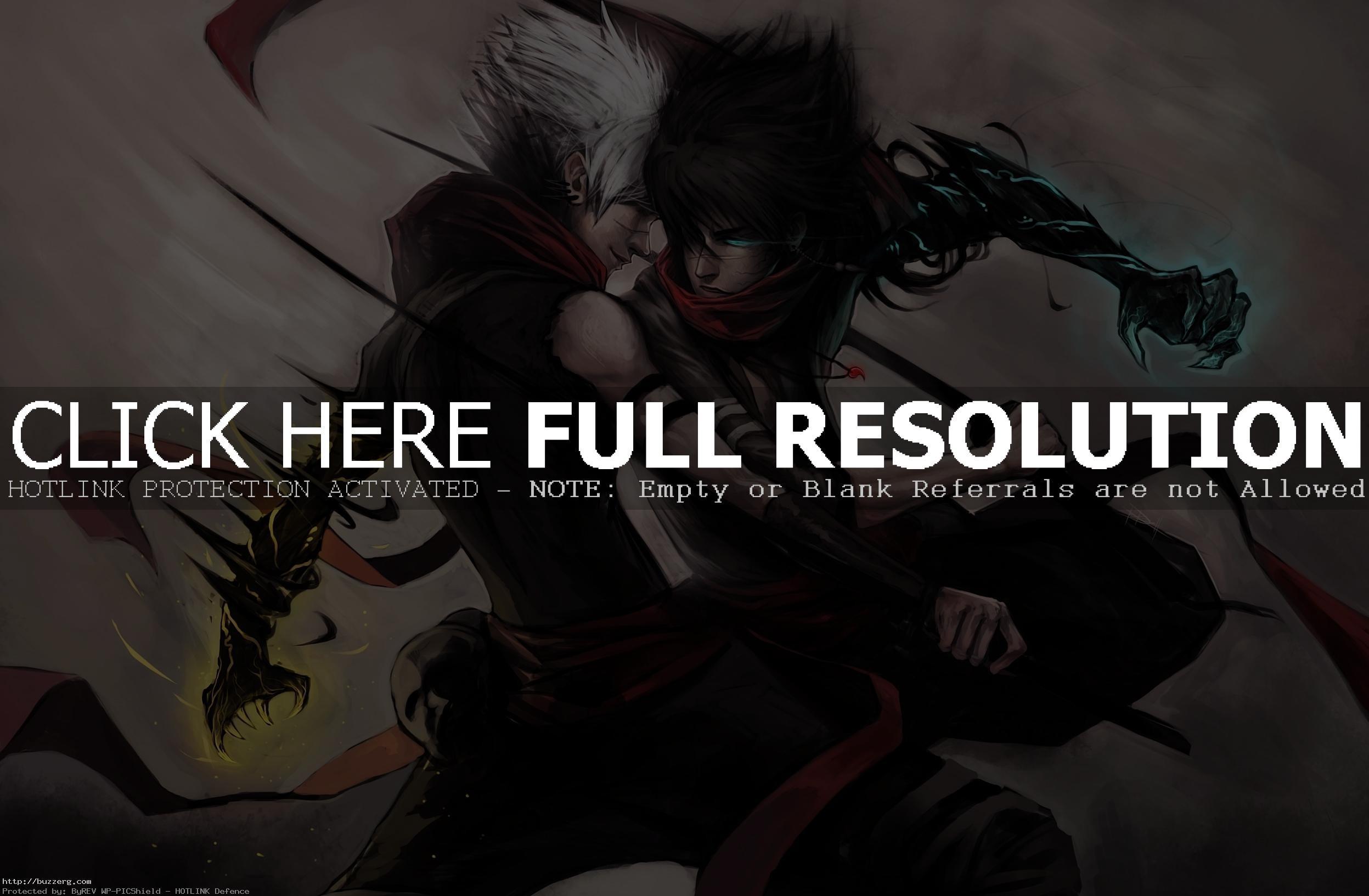 Anime Warrior Fight