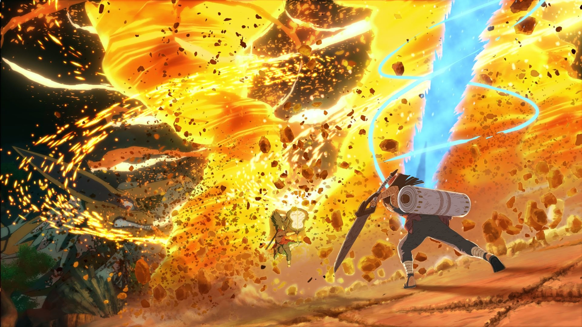 NARUTO shippuden ultimate ninja storm anime action fighting 1nsuns fantasy  martial arts wallpaper | | 639016 | WallpaperUP