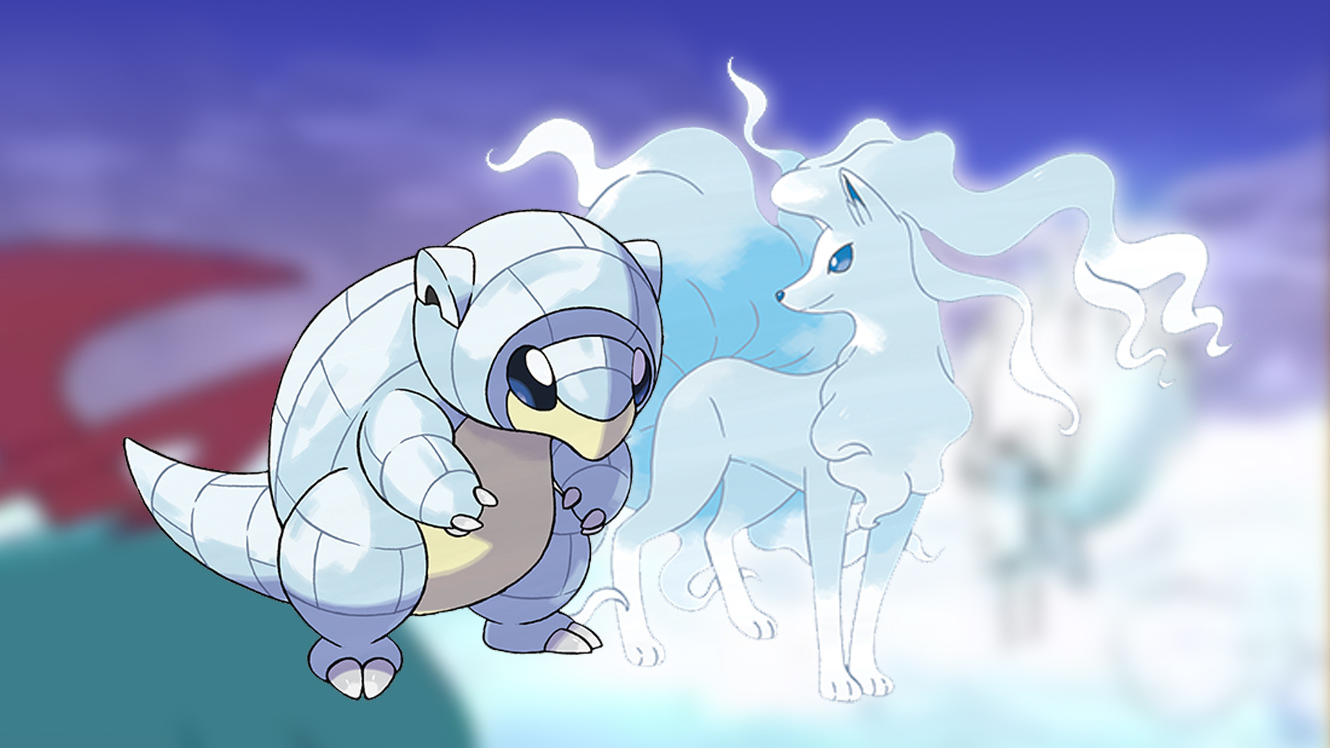 Alola's extreme climates lead to new Pokémon forms in Sun and Moon |  Nintendo Wire