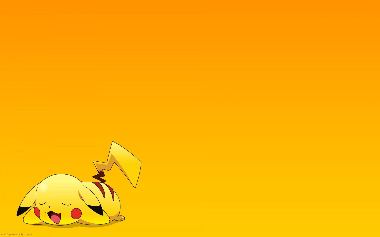Pokemon Pikachu Exclusive HD Wallpapers #