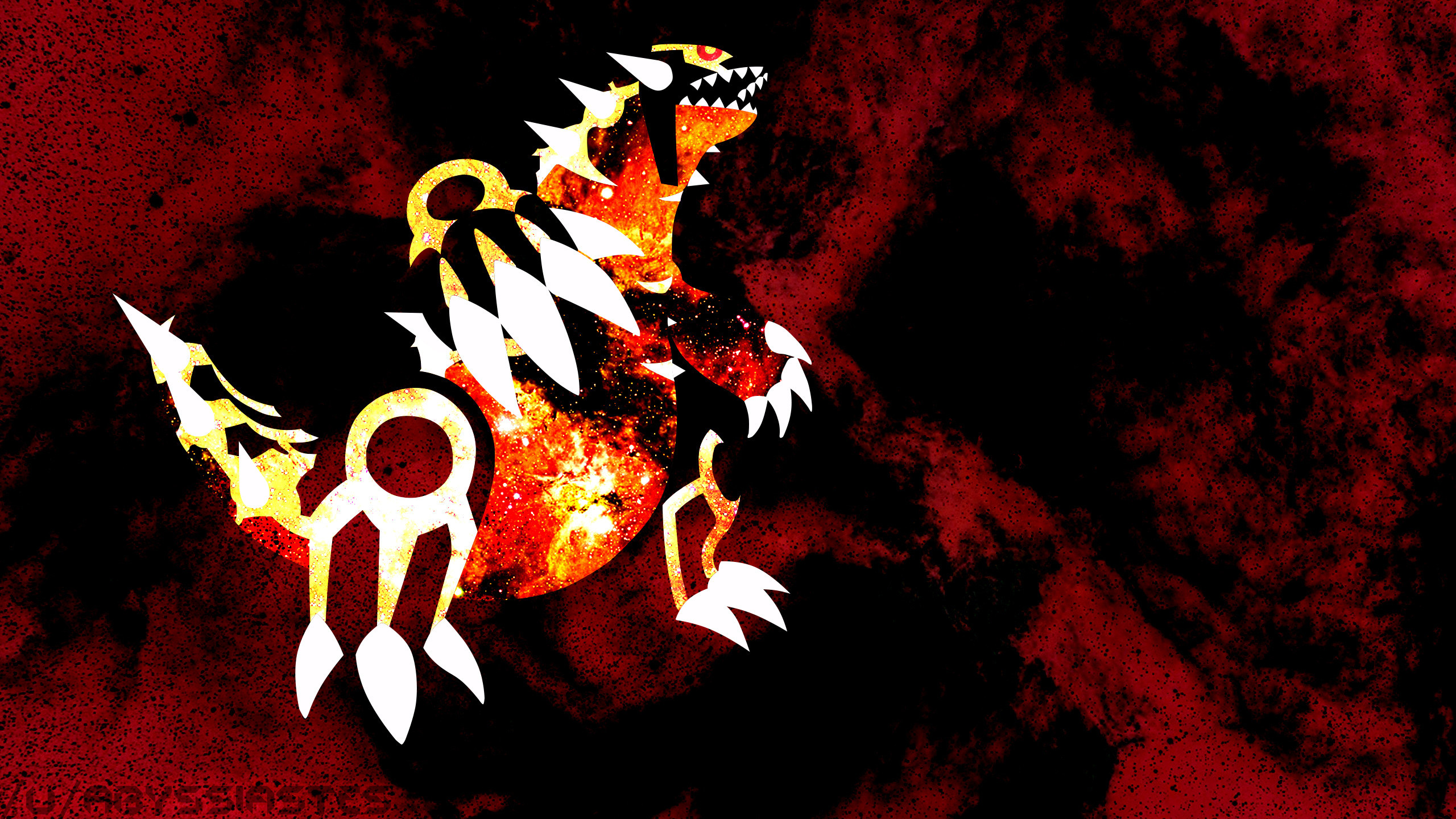Primal Groudon Wallpaper The background pictures have