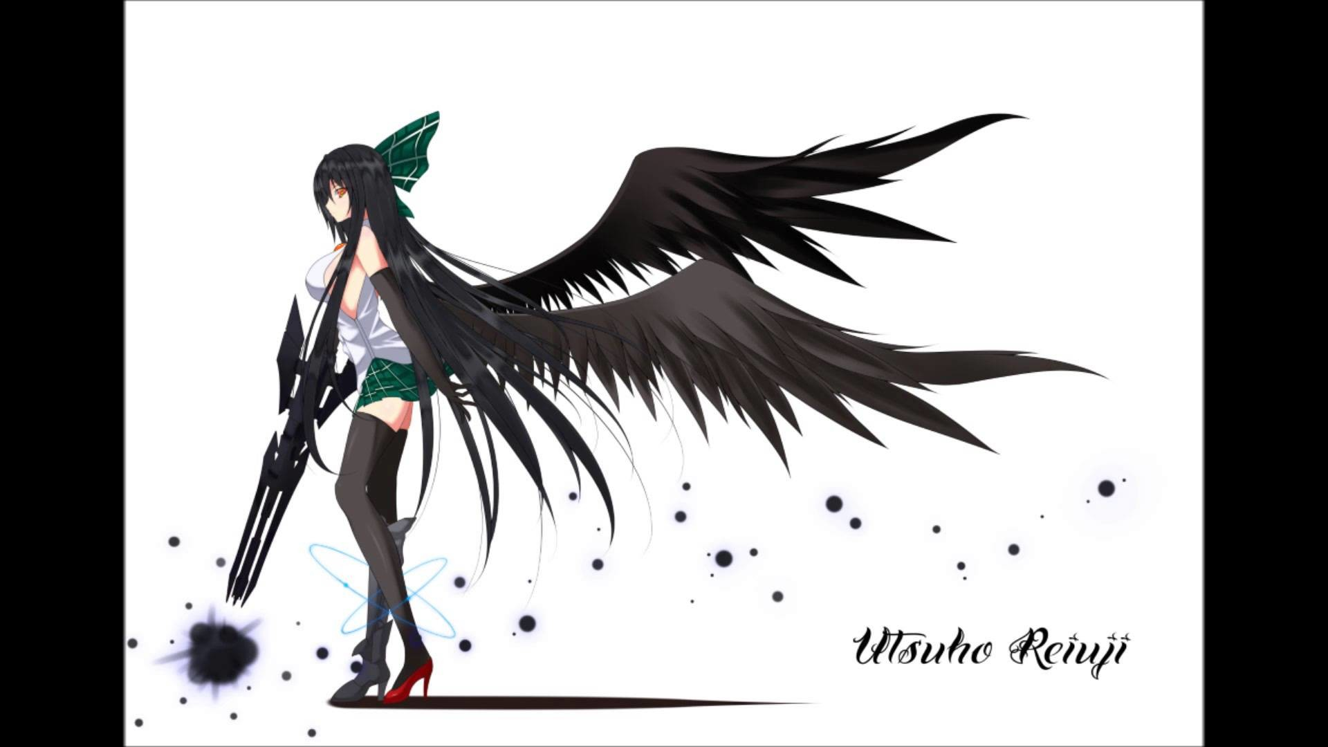 Viewing Gallery For – Angel With A Shotgun Wallpaper