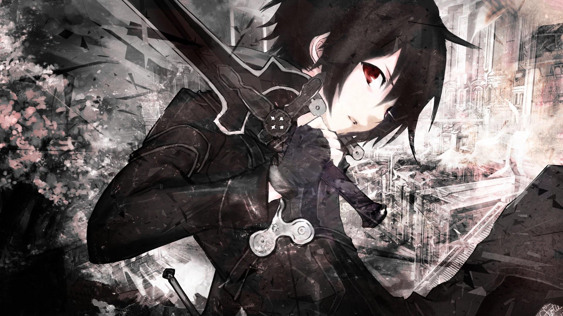 Angel With A Shotgun – AMV Sword Art Online 2