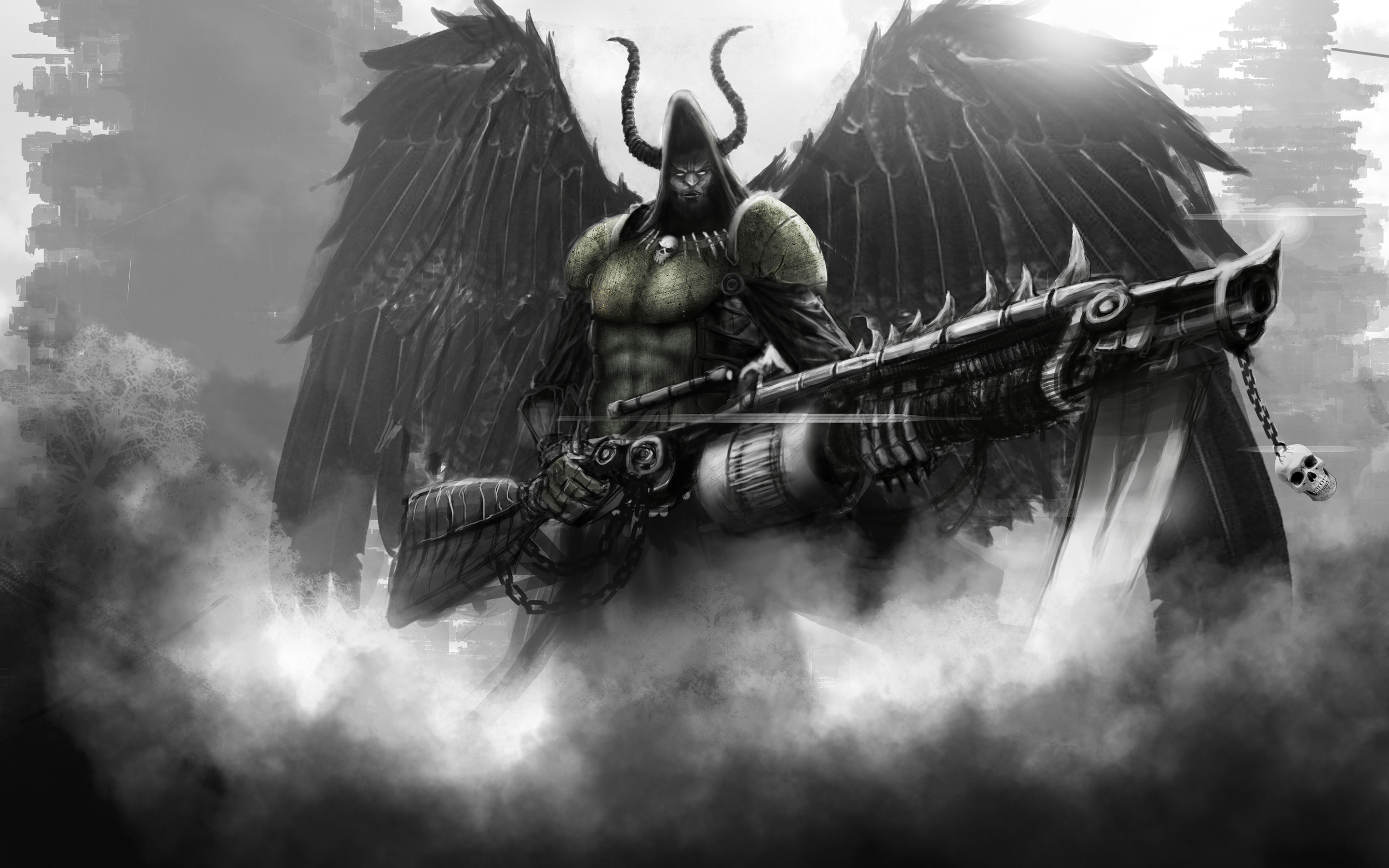 Angel Of Death Wallpaper FREE for Android Free Download on   HD Wallpapers    Pinterest   Death, Wallpaper free download and Wallpaper