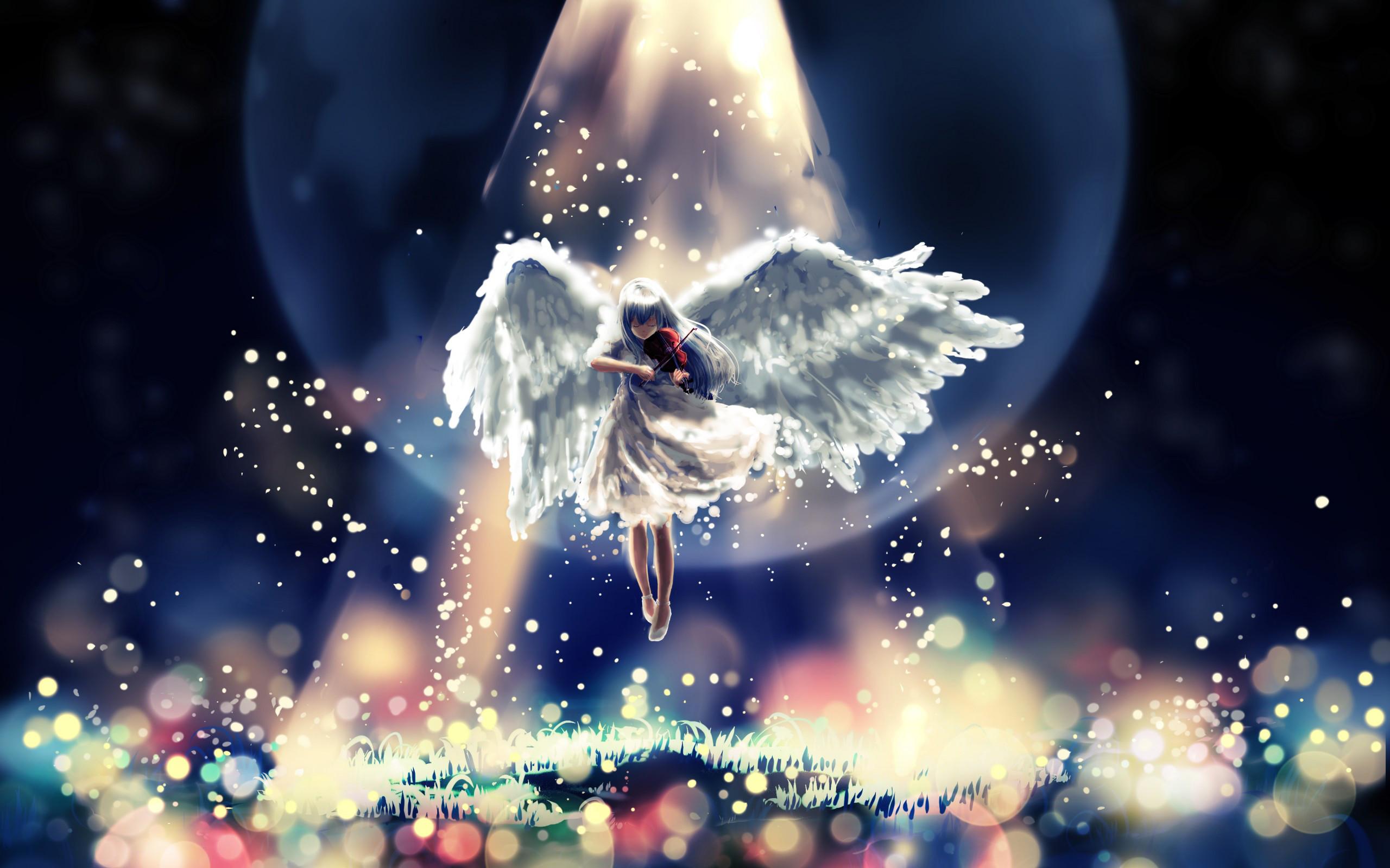 https://images7.alphacoders.com/369/369511.jpg   anime   Pinterest   Angel  wallpaper, Anime angel and 3d wallpaper