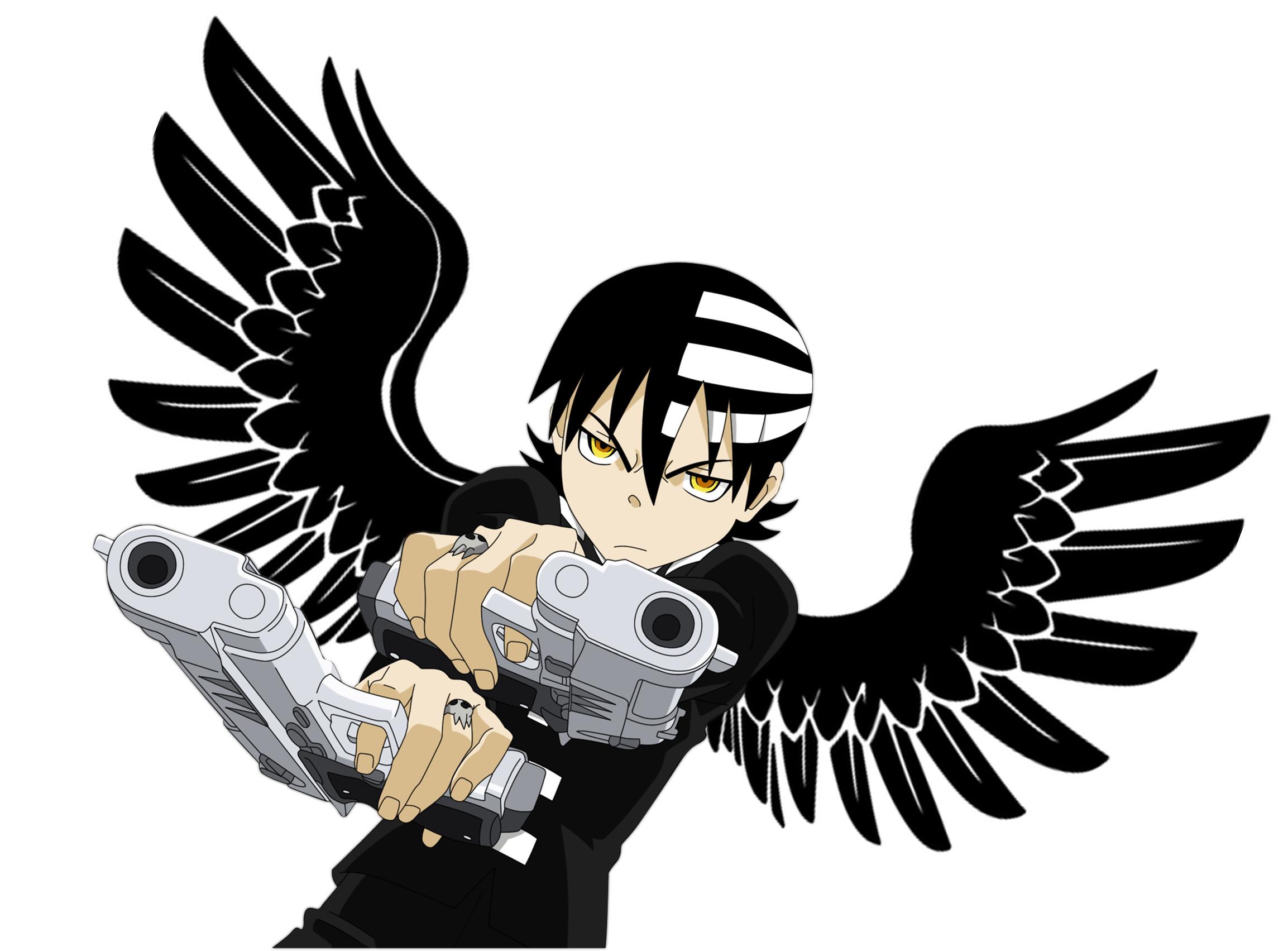 … ScreamingSaturdayyy Death The Kid– Angel With A Shotgun [Edit] by  ScreamingSaturdayyy