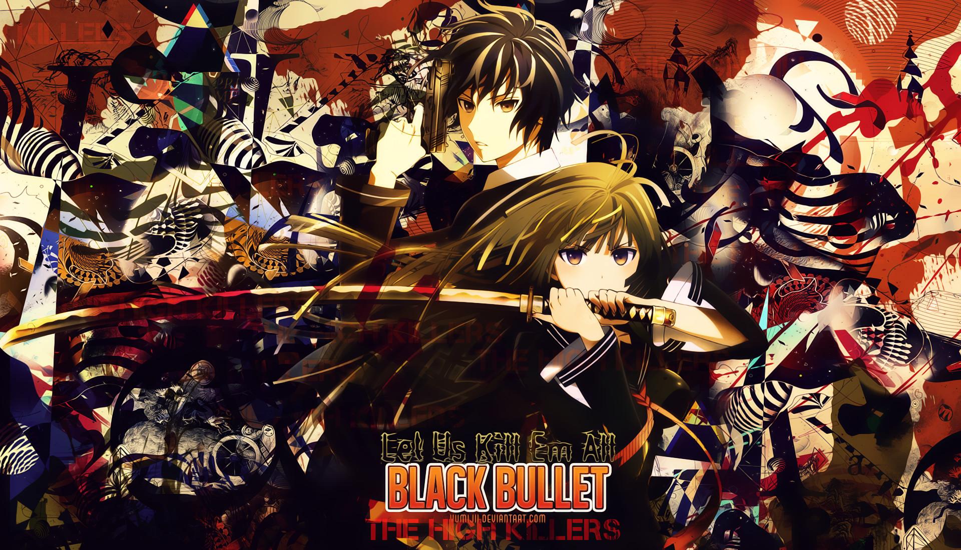 HD Wallpaper | Background ID:713079. Anime Black Bullet
