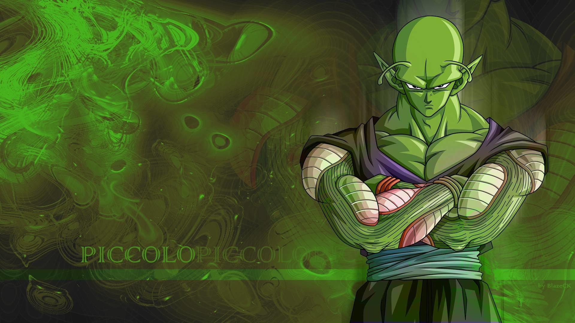 Super Namekian – wallpaper by BlazeCK-PL on DeviantArt