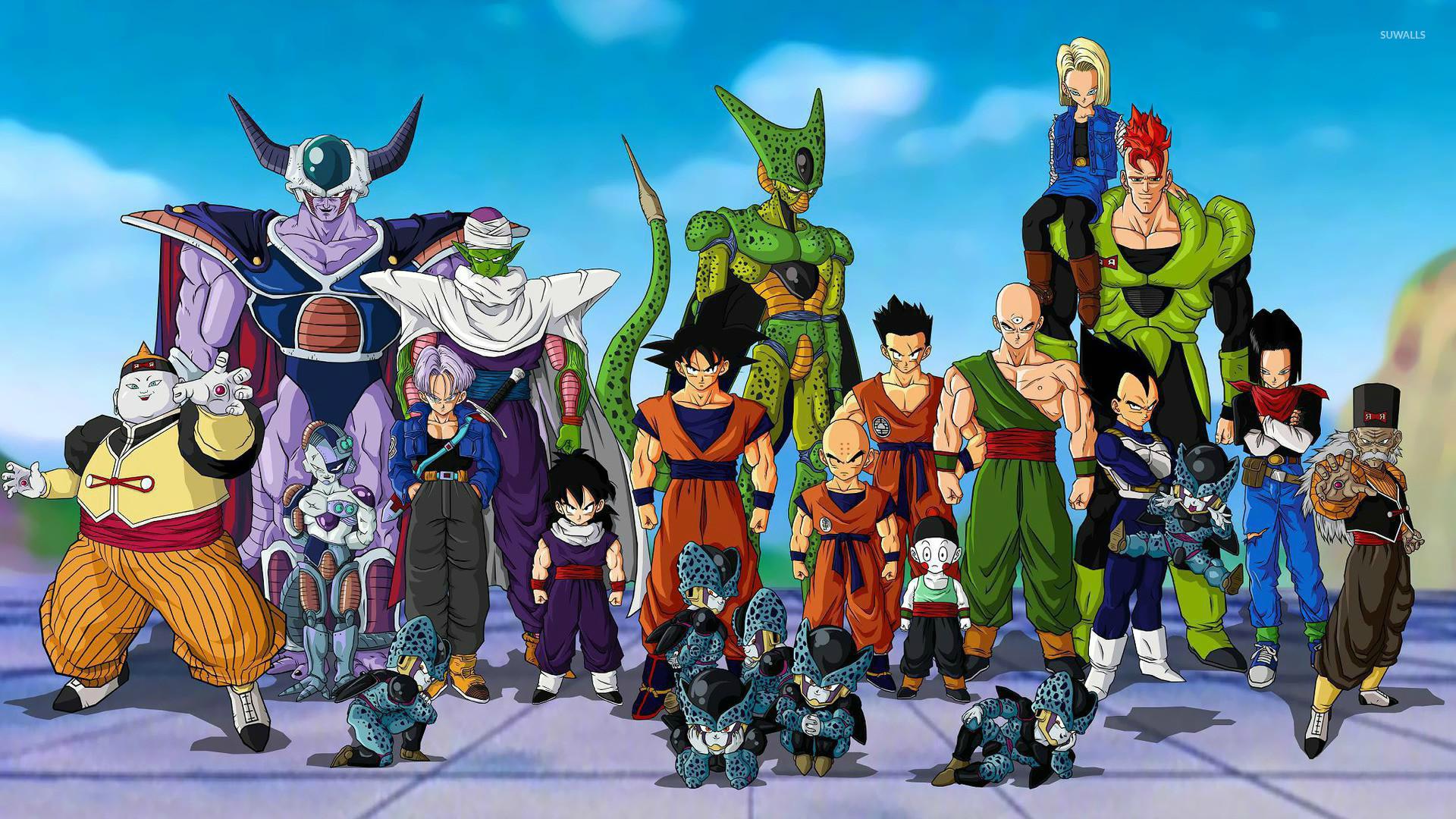Dragon Ball Z [4] wallpaper jpg