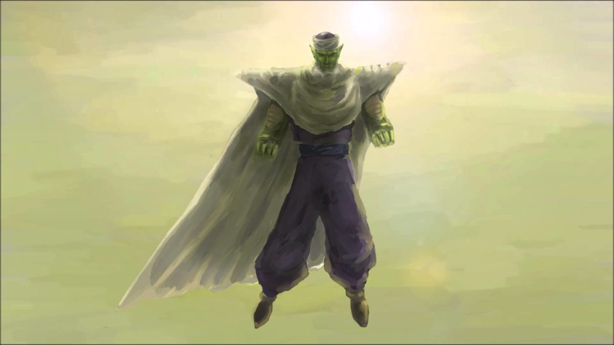 Dragon Ball Z Ost Piccolo And Nail Fuse