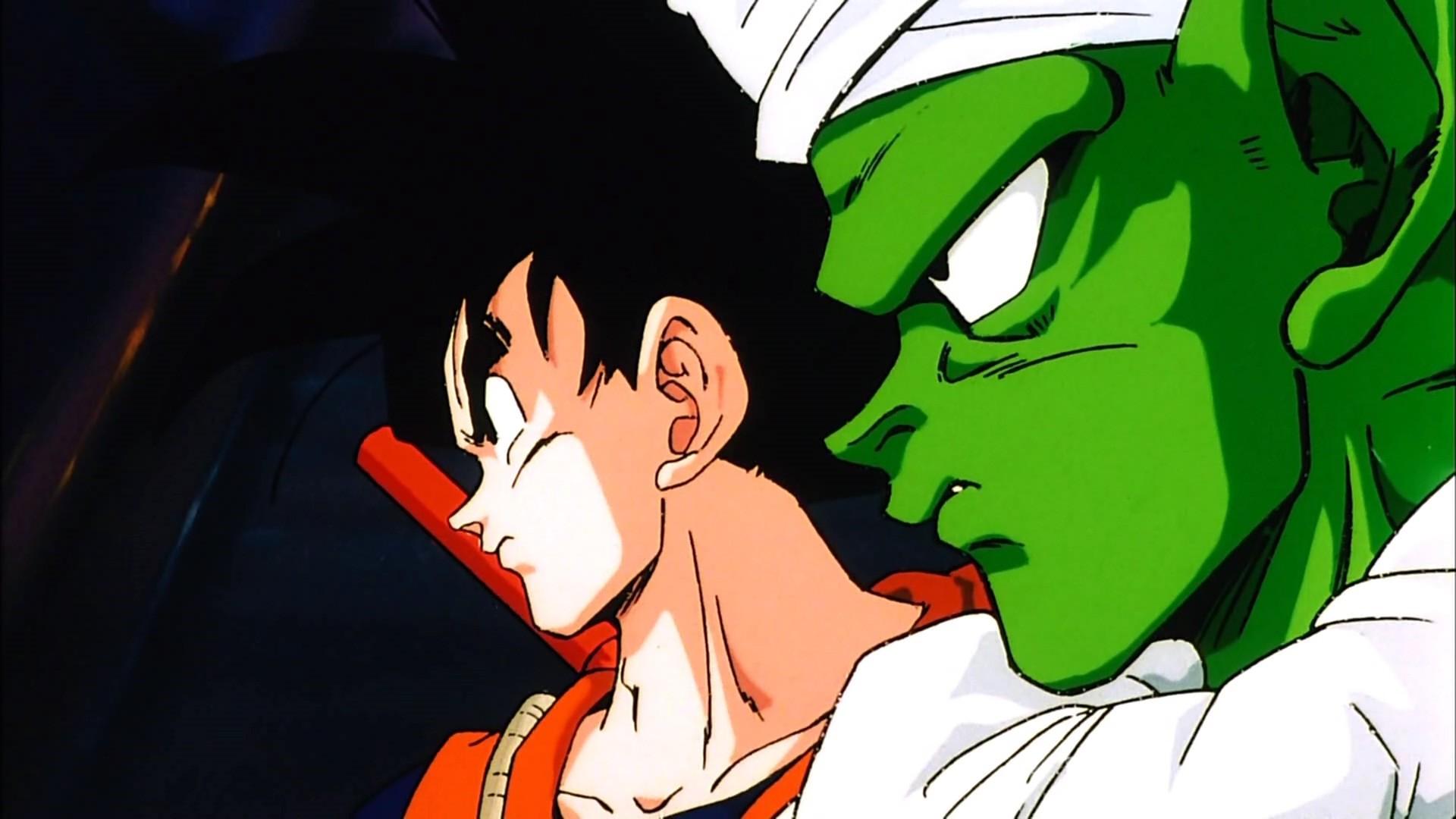 Image – Goku & Piccolo (Deadzone).jpg   Dragon Ball Wiki   FANDOM powered  by Wikia