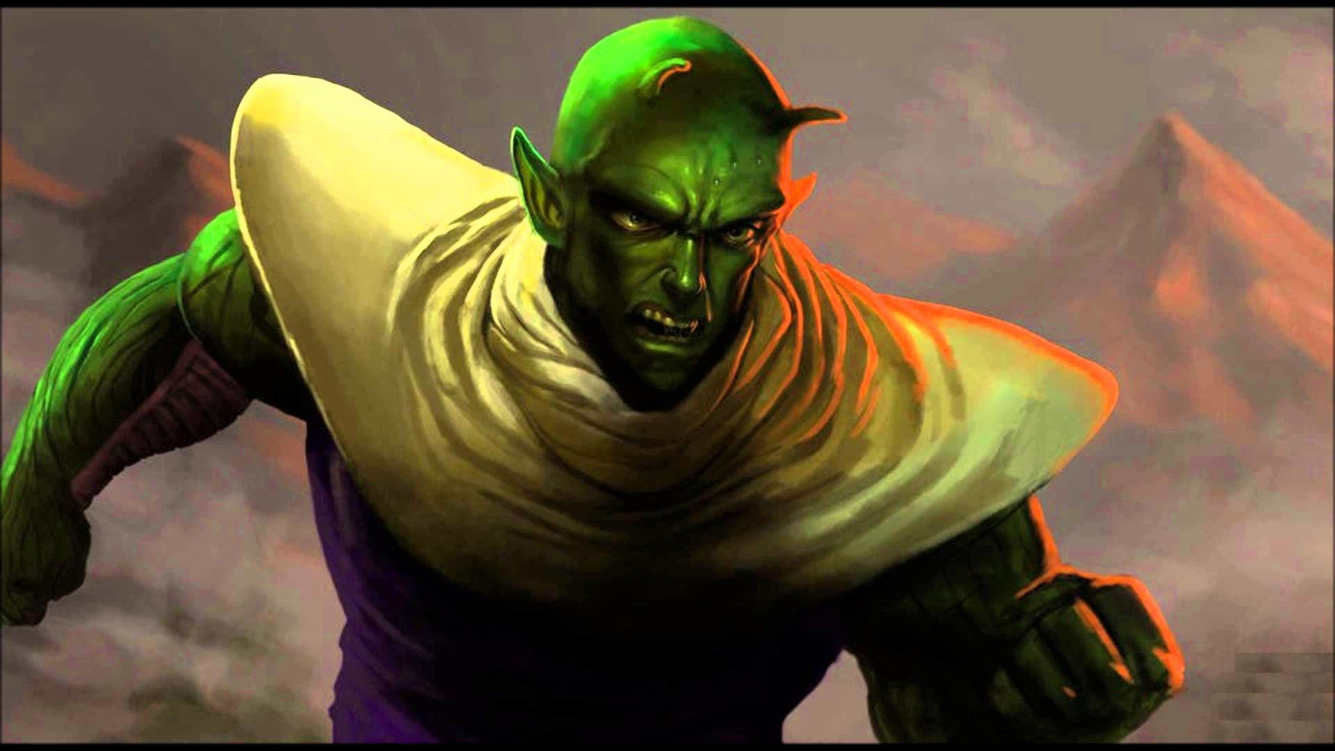Dragon Ball Z OST – Piccolo Angry