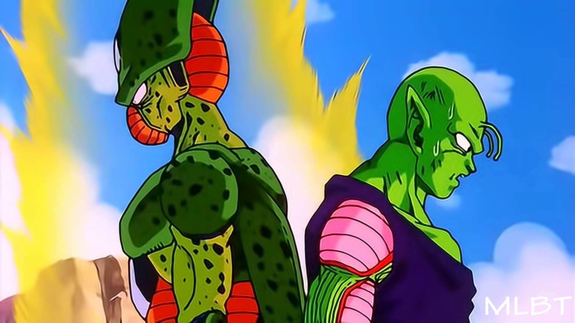 198 Dragon Ball Z Piccolo