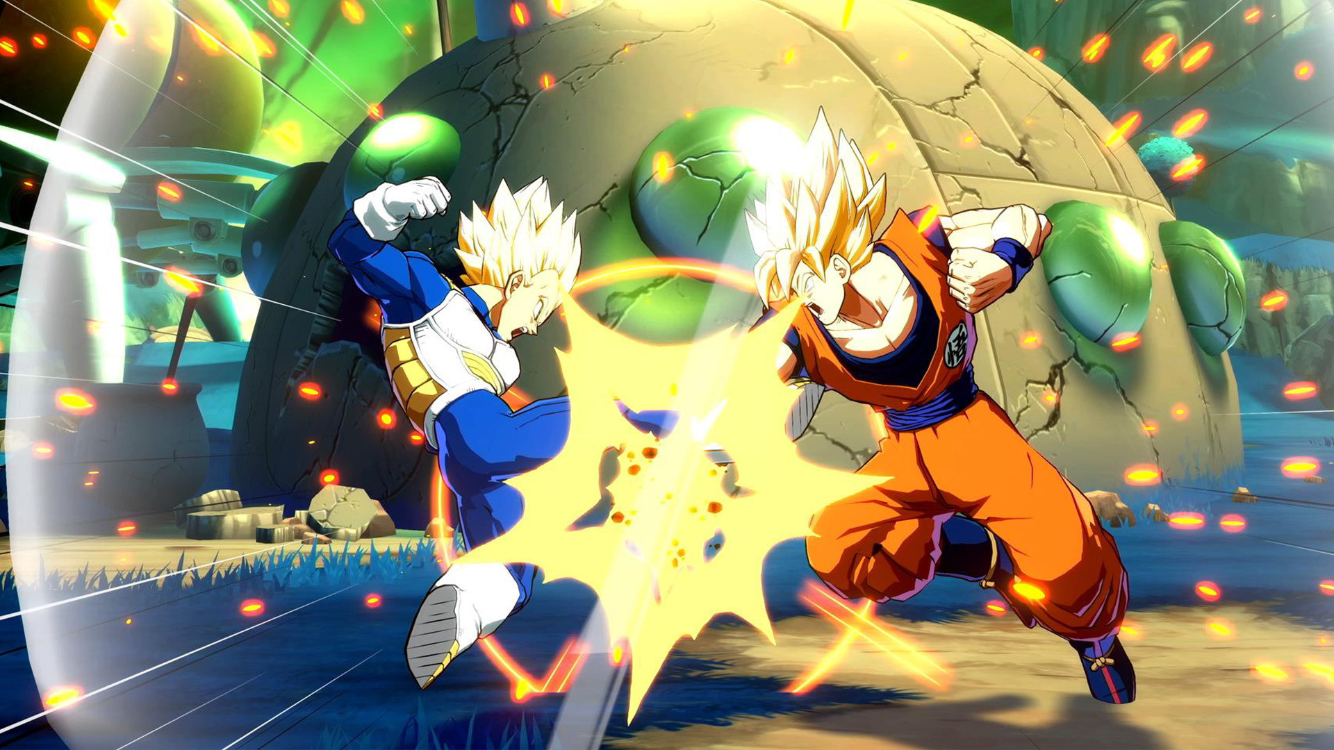 Bandai Namco has announced two old fan favorites that will be added to the  upcoming Dragon Ball Fighter Z game.