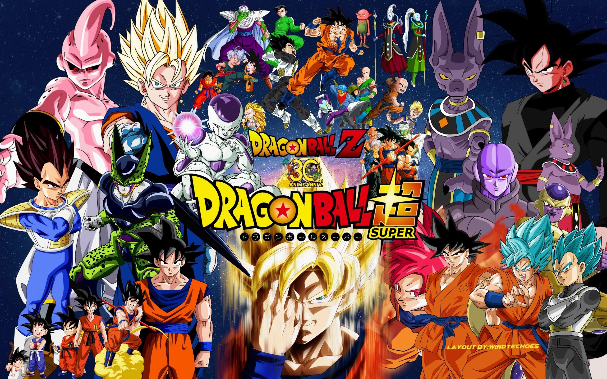 HD Wallpaper   Background ID:772396. Anime Dragon Ball Super