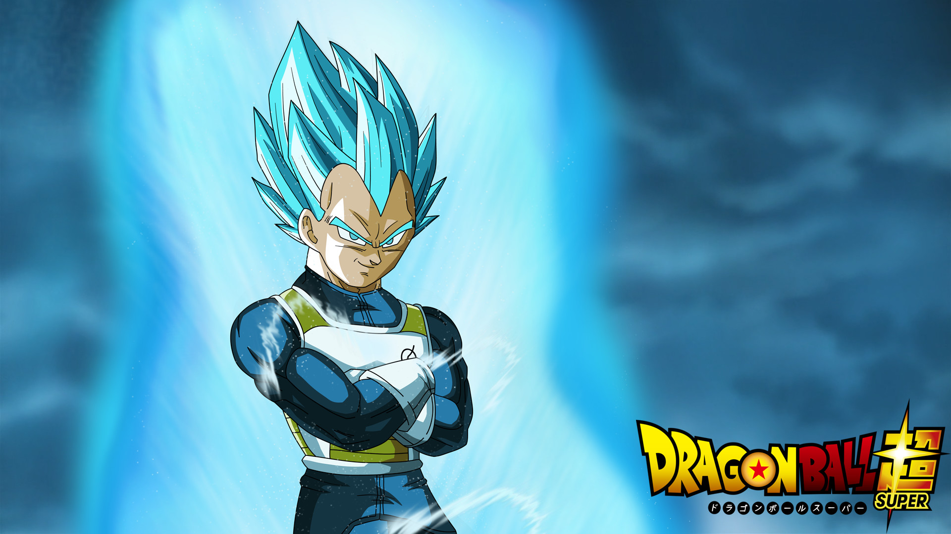 Anime Dragon Ball Super Dragon Ball Z Vegeta (Dragon Ball) Wallpaper