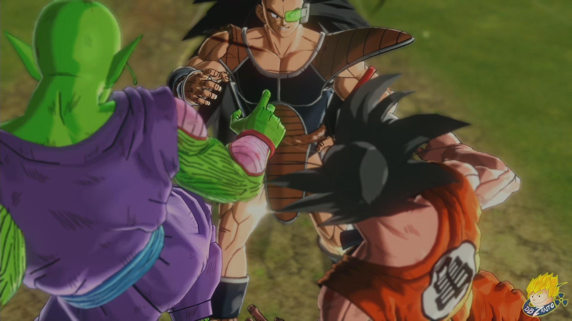 Dragon Ball Xenoverse (PS4): Goku, Piccolo & DBZanto Vs Raditz (Saiyan  Saga) (Part 5)【60FPS 1080P】 – YouTube