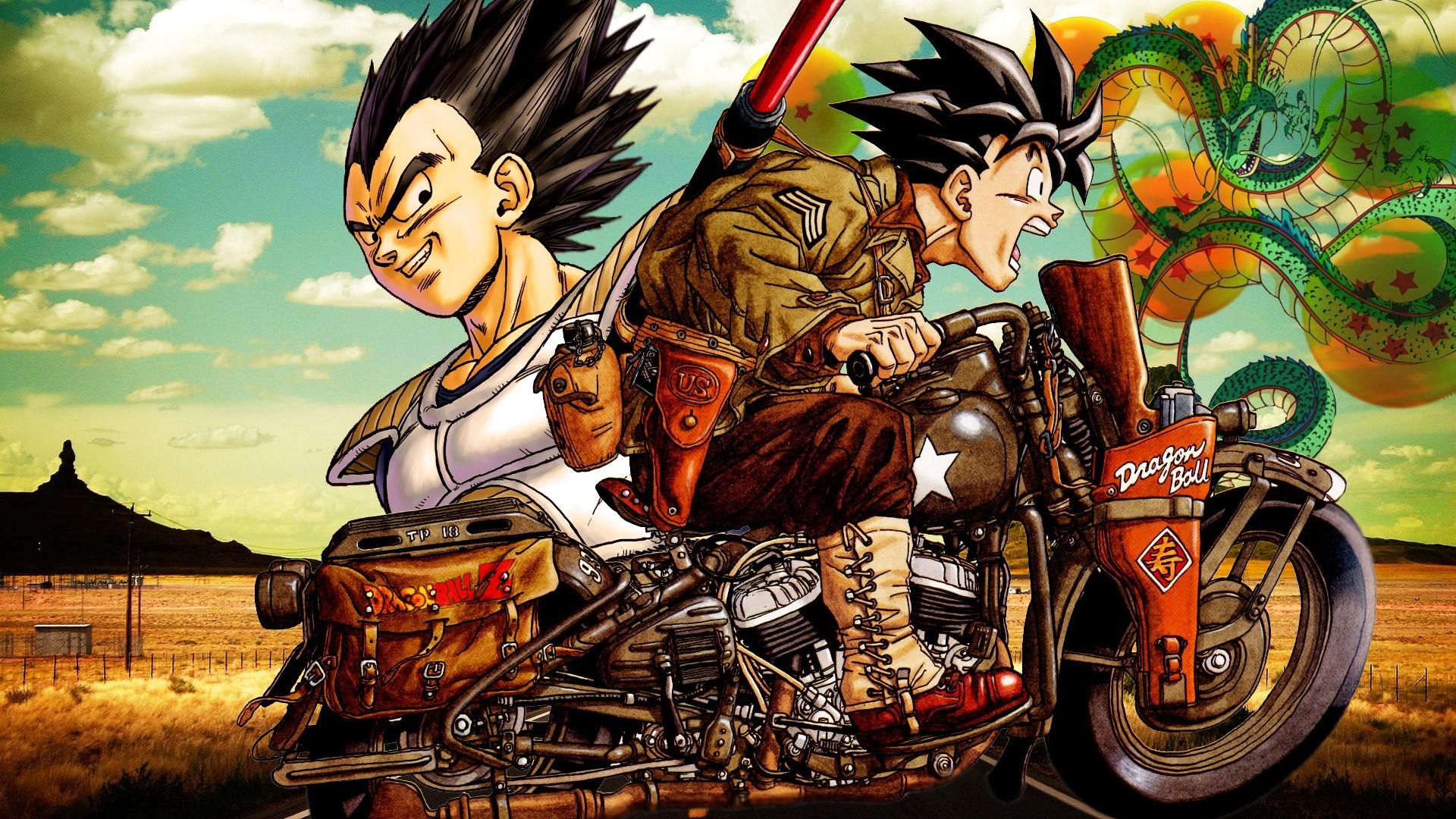 Son Wallpaper Vegeta, Son, Goku, Artwork, Anime, Dragon .