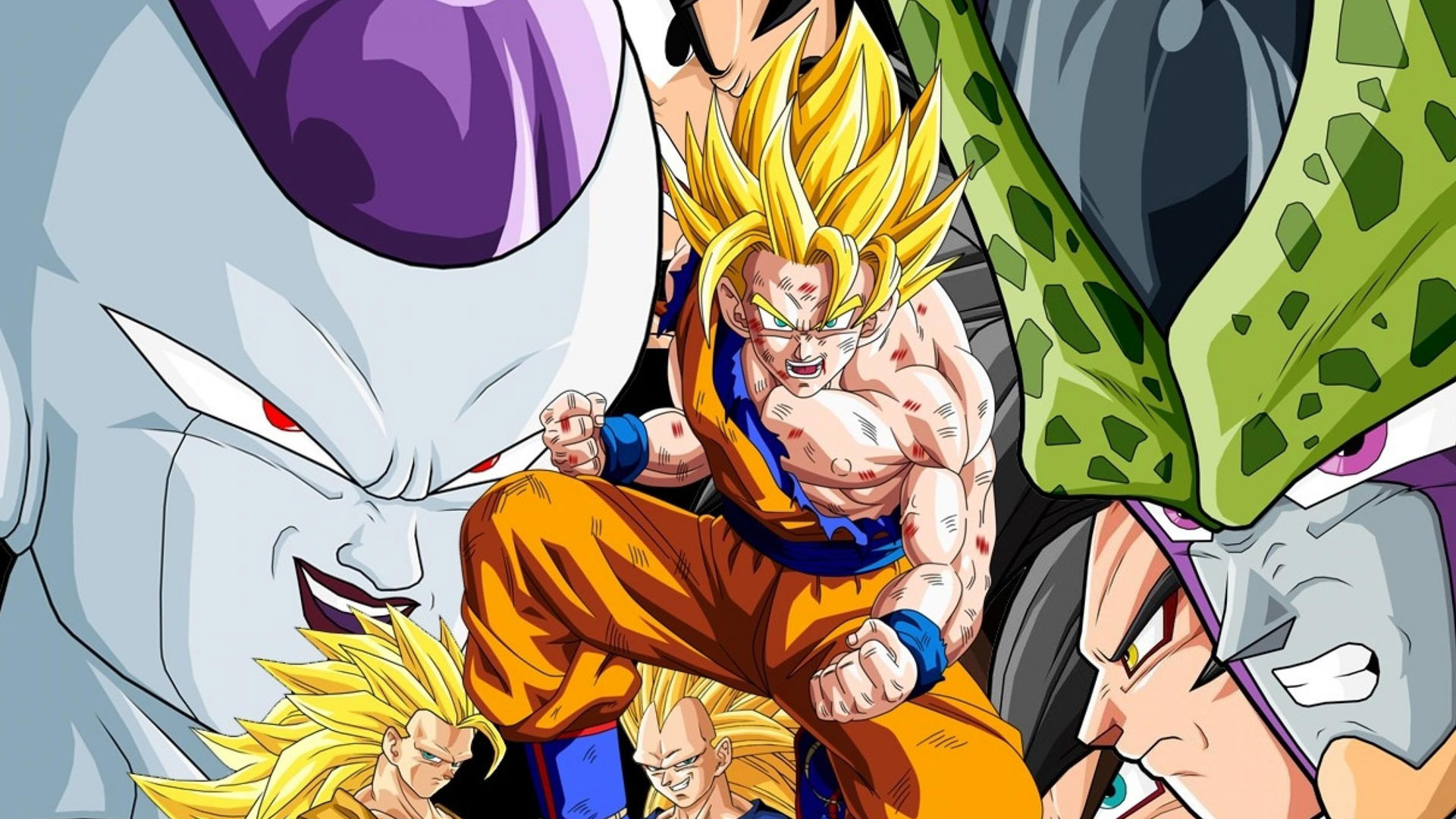 … Download Free Goku Dragon Ball Z Wallpapers HD Wallpapers .