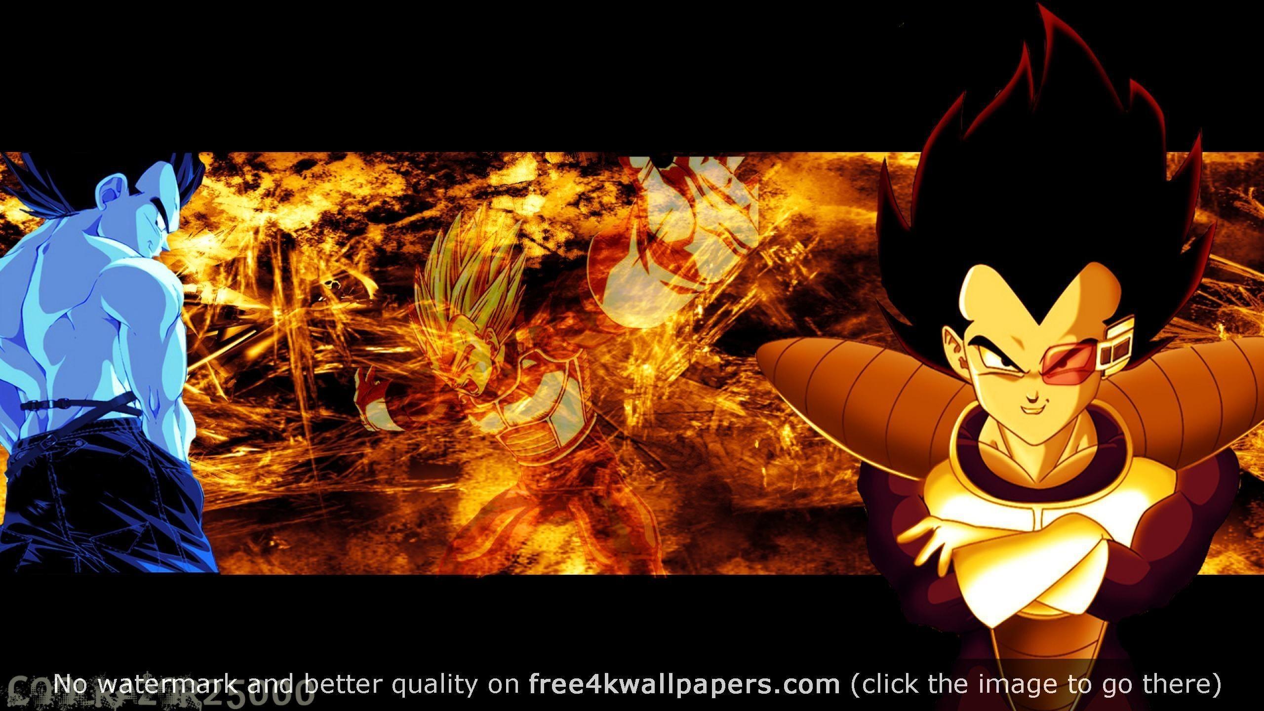 Dragon Ball Z Hd Vegeta wallpaper