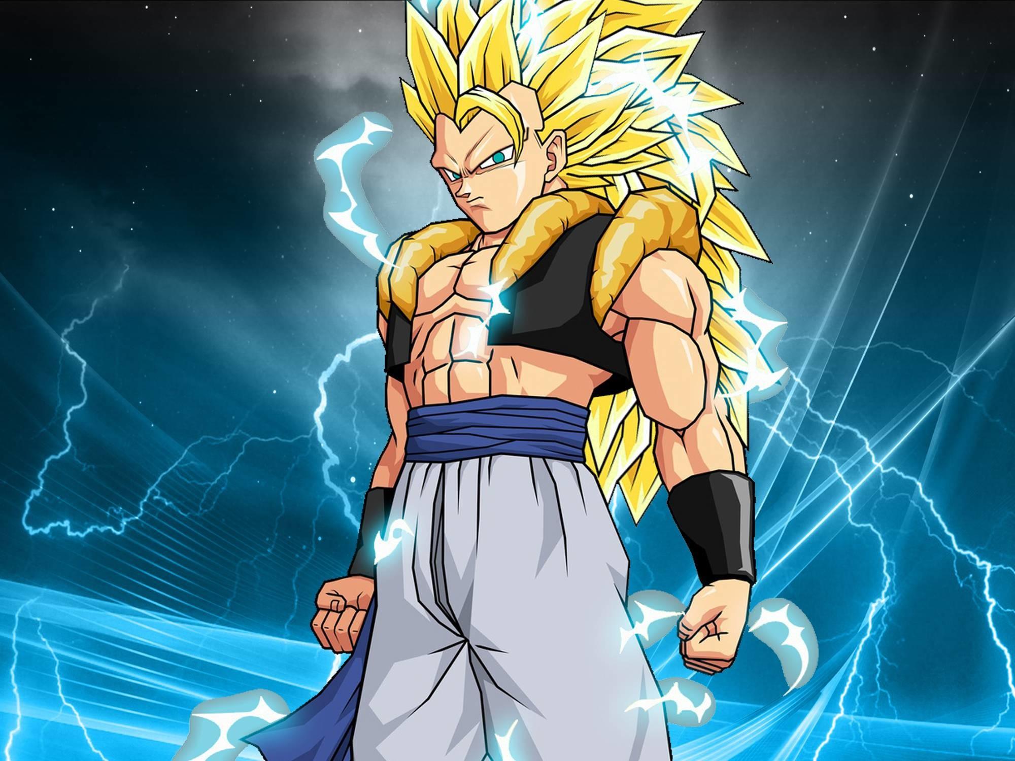 DBZ Goku wall 1 by VikumG712 on DeviantArt