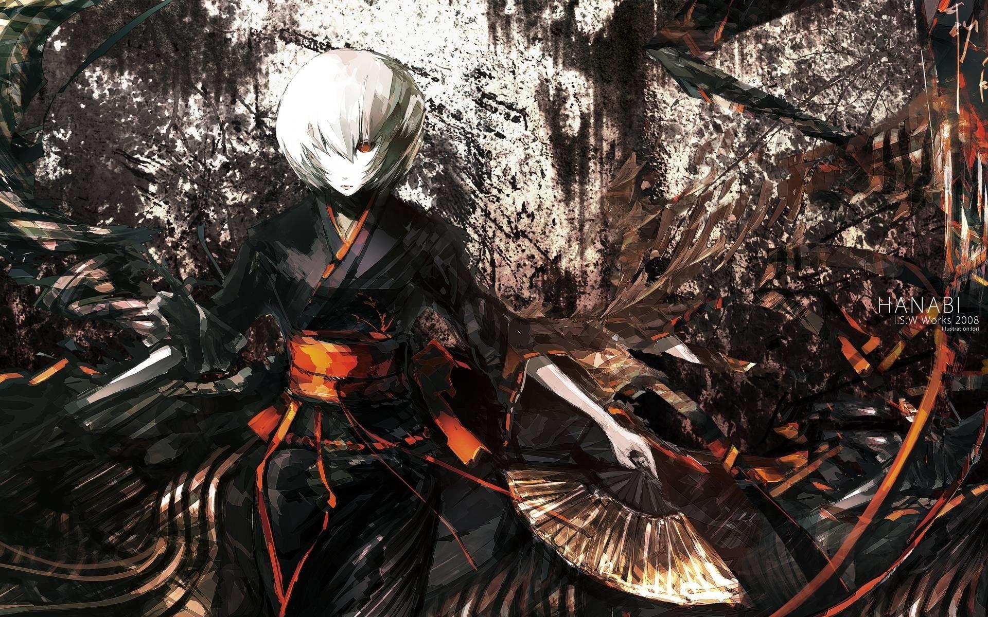 Anime Warrior Wallpaper – 34023