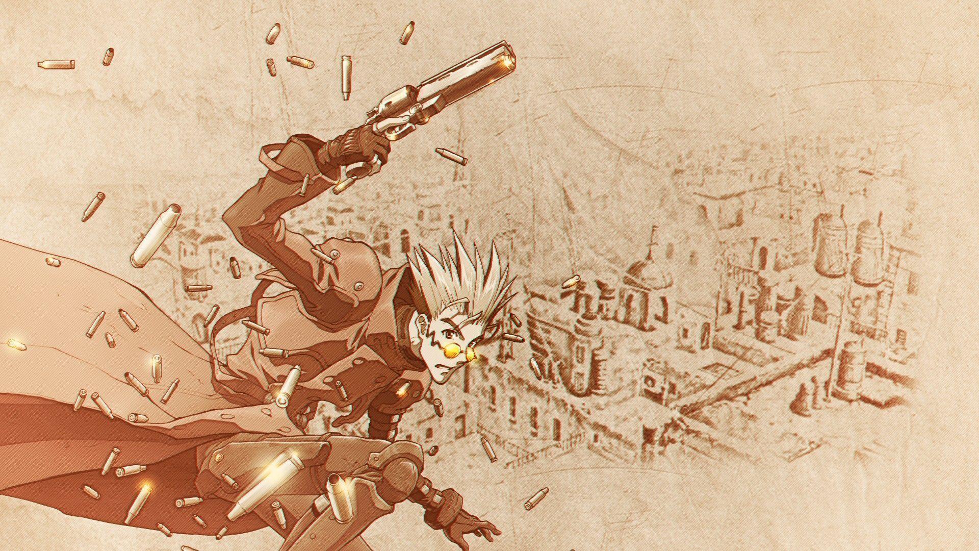 Trigun Wallpaper | 2560×1440 | ID:56552
