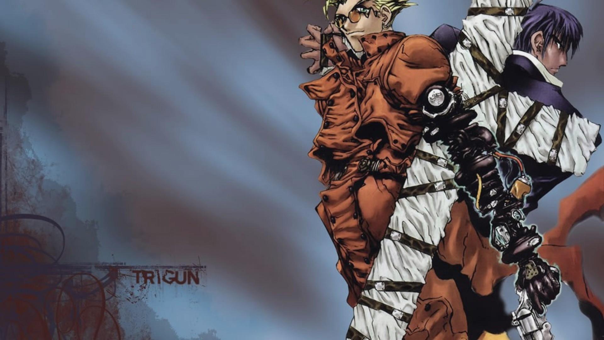 Trigun new wallpaper