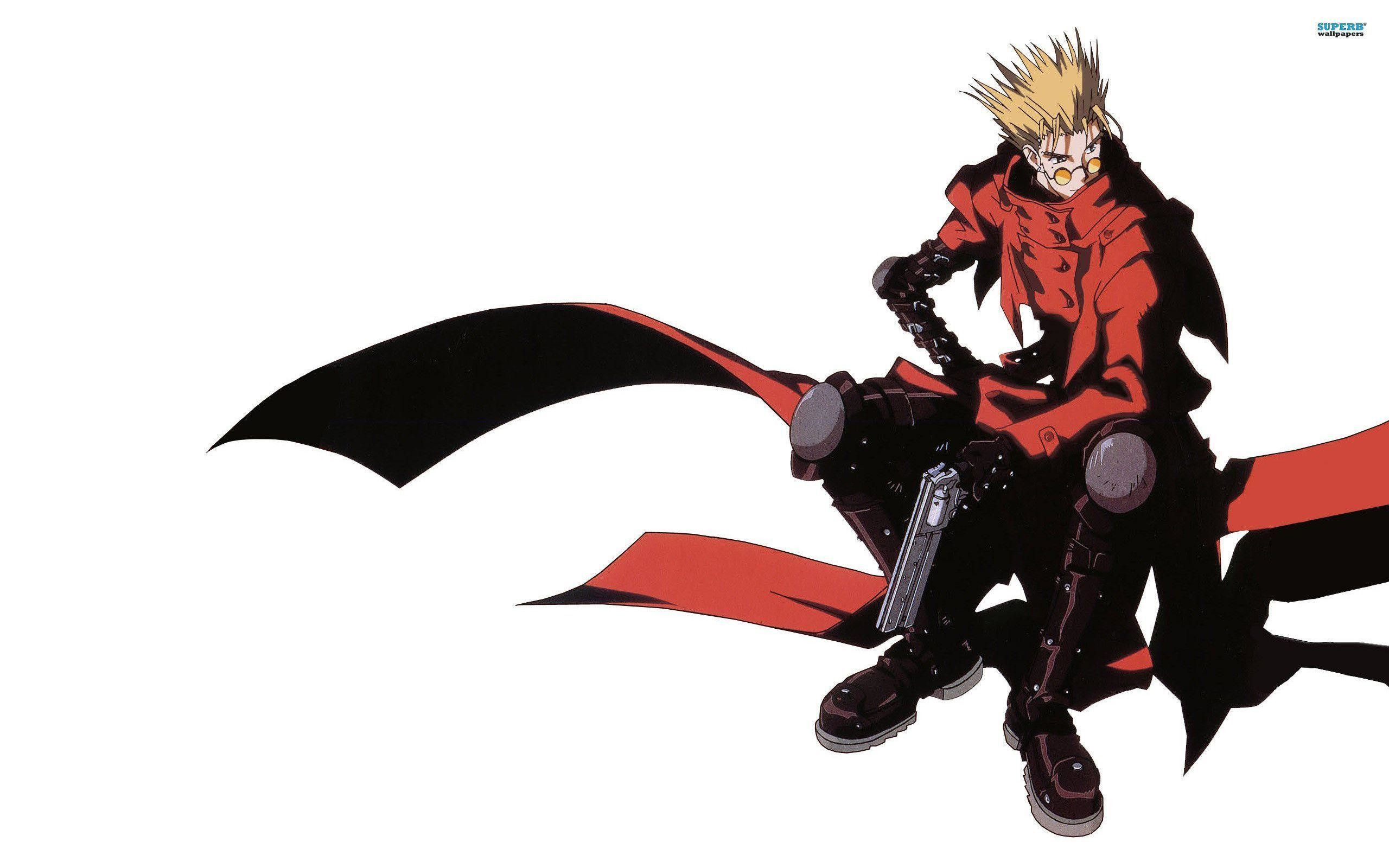 Wallpapers For > Vash The Stampede Wallpaper
