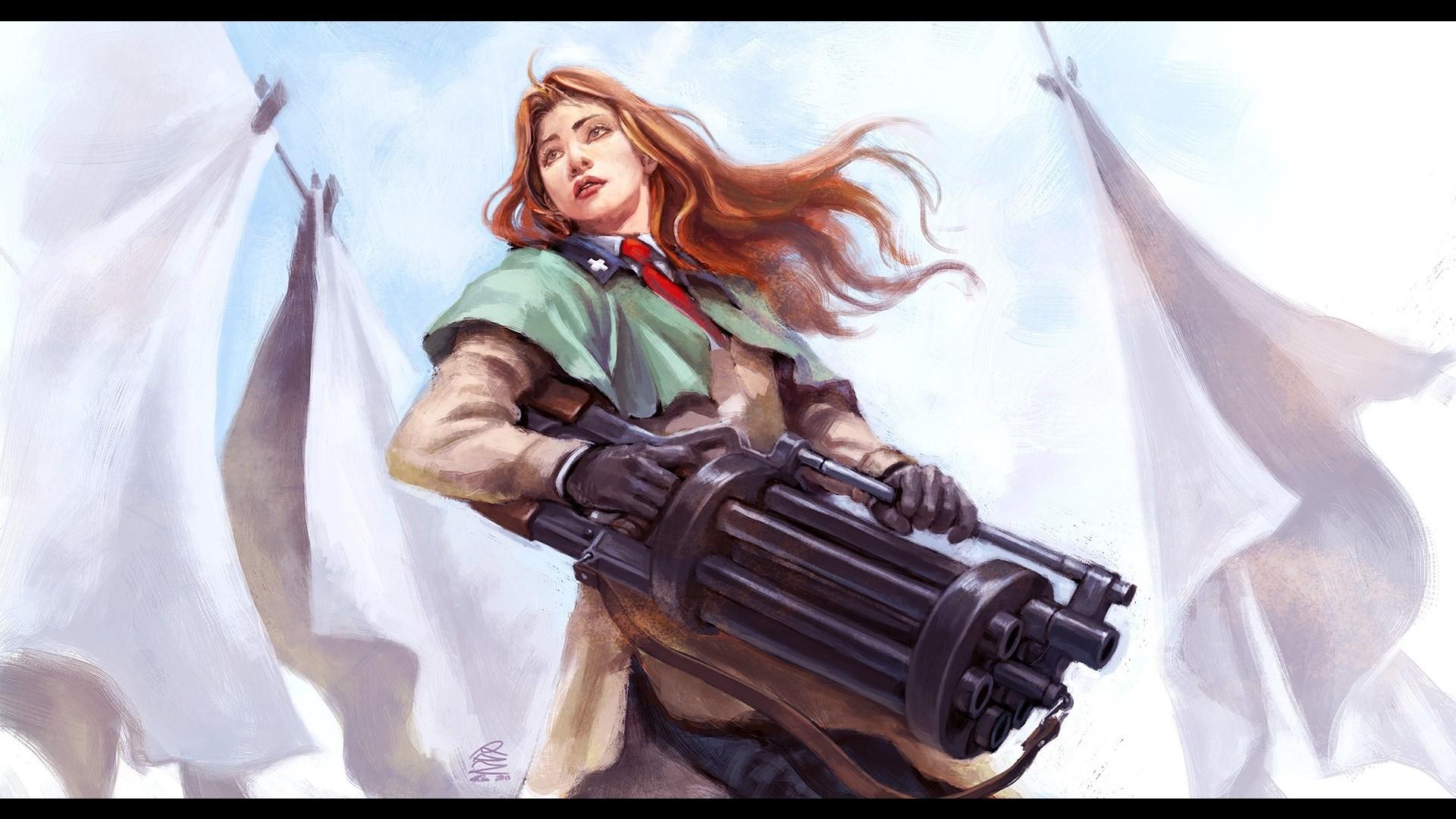 Background High Resolution: trigun