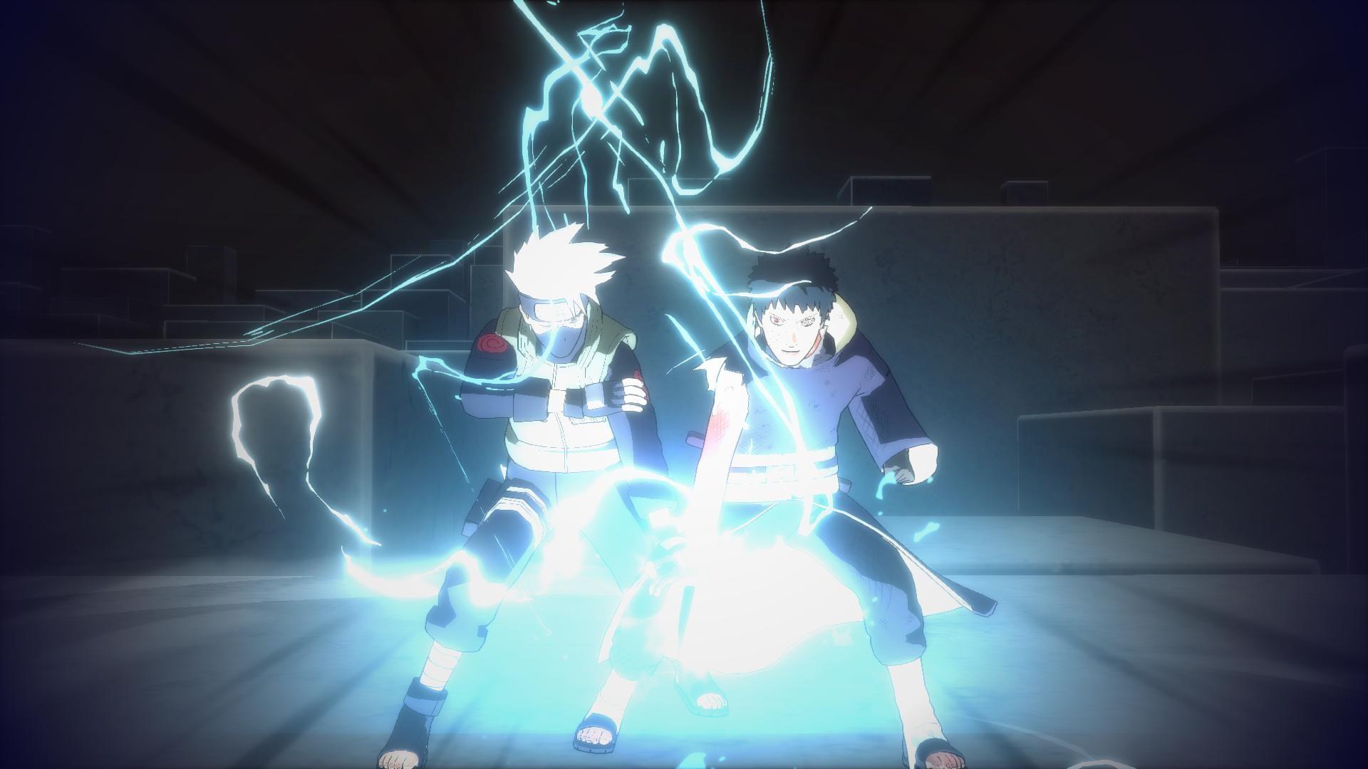 Video Game – Naruto Shippuden: Ultimate Ninja Storm 4 Kakashi Hatake Obito  Uchiha Wallpaper