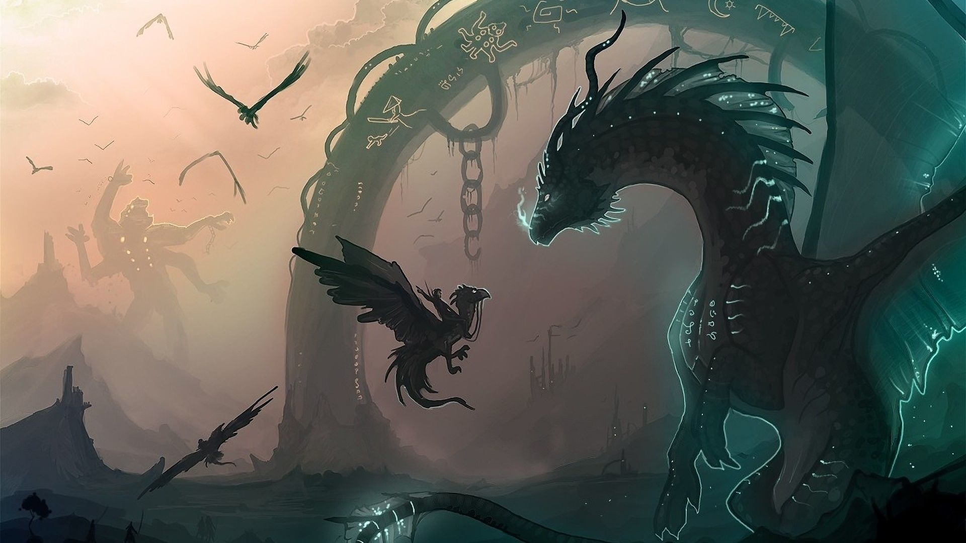 Page 2: Full HD 1080p Dragon Wallpapers HD, Desktop Backgrounds .